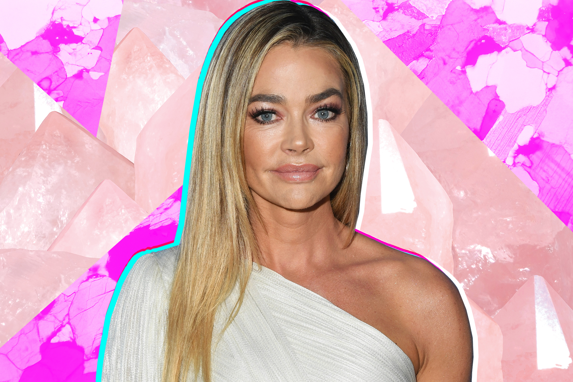 Denise Richards Moves into a New House