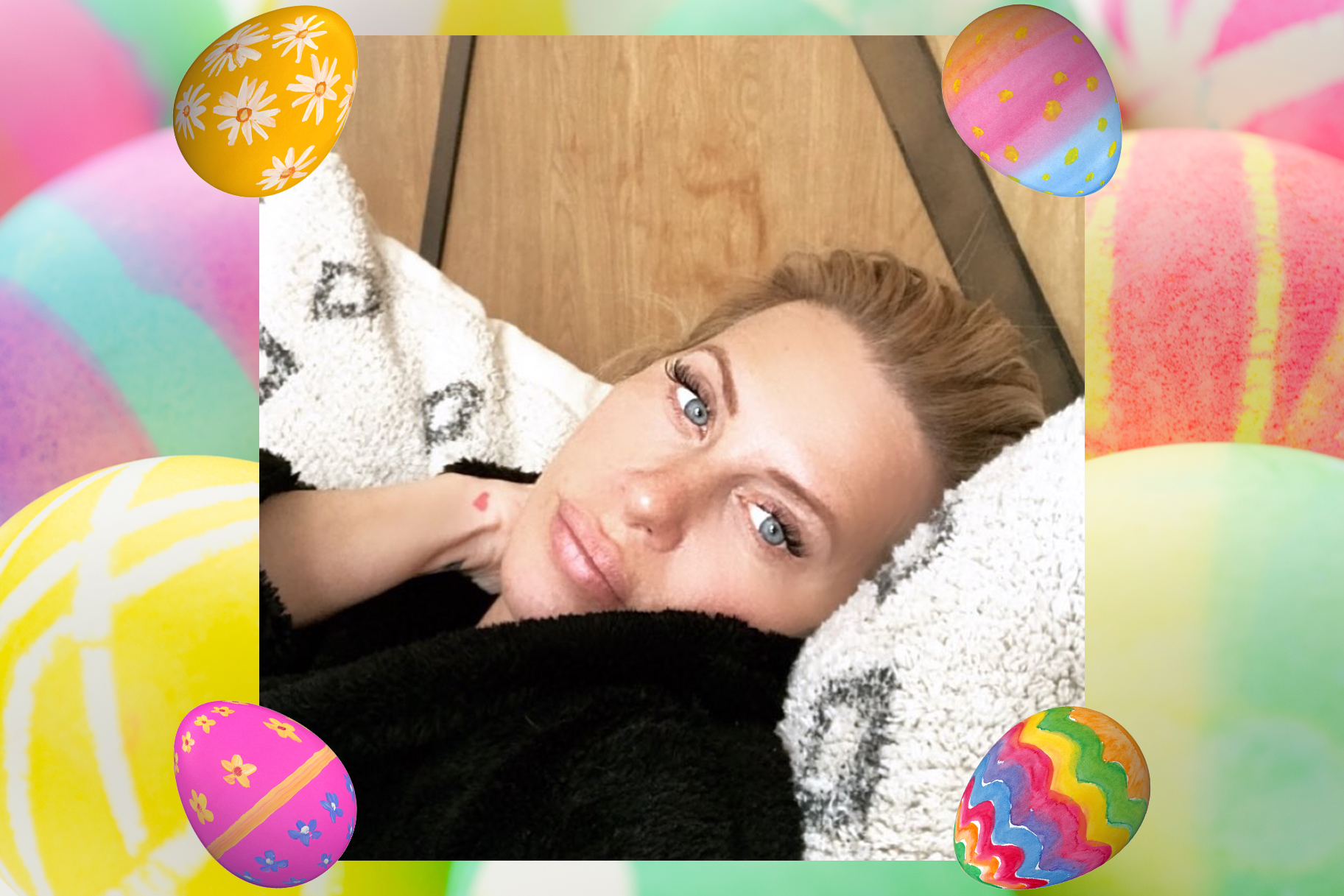 Dina Manzo's 2019 Easter Decorations