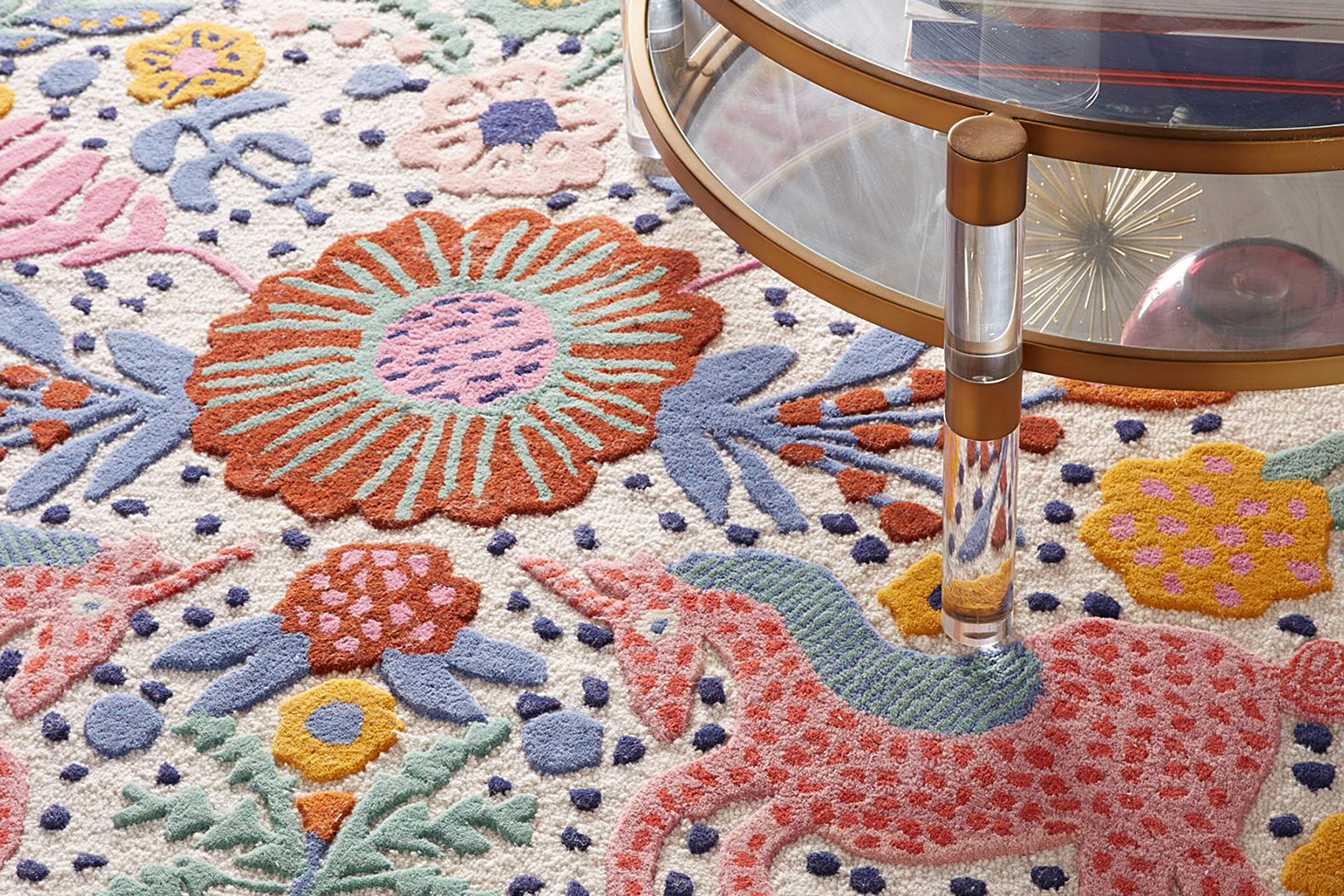 Rugs for High-Traffic Areas and Indoor Outdoor