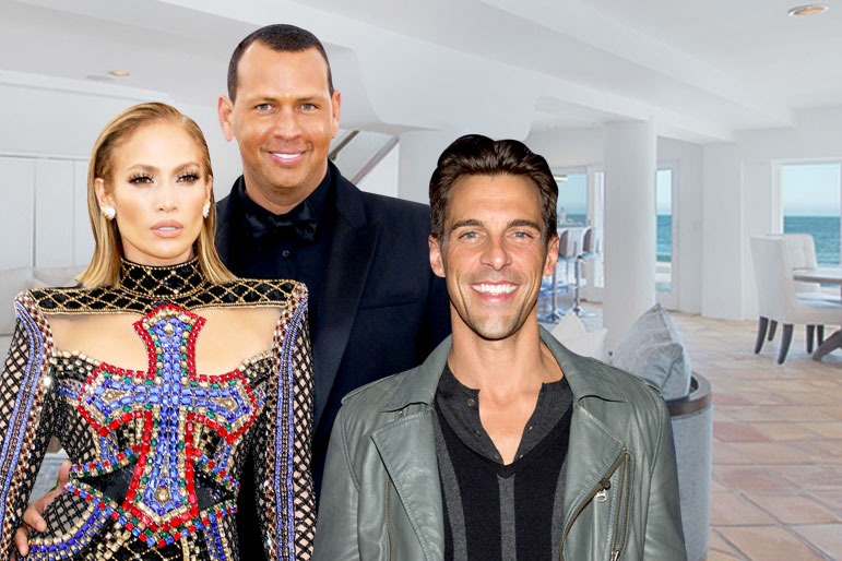 Madison Hildebrand sells house to J-Lo and A-Rod.