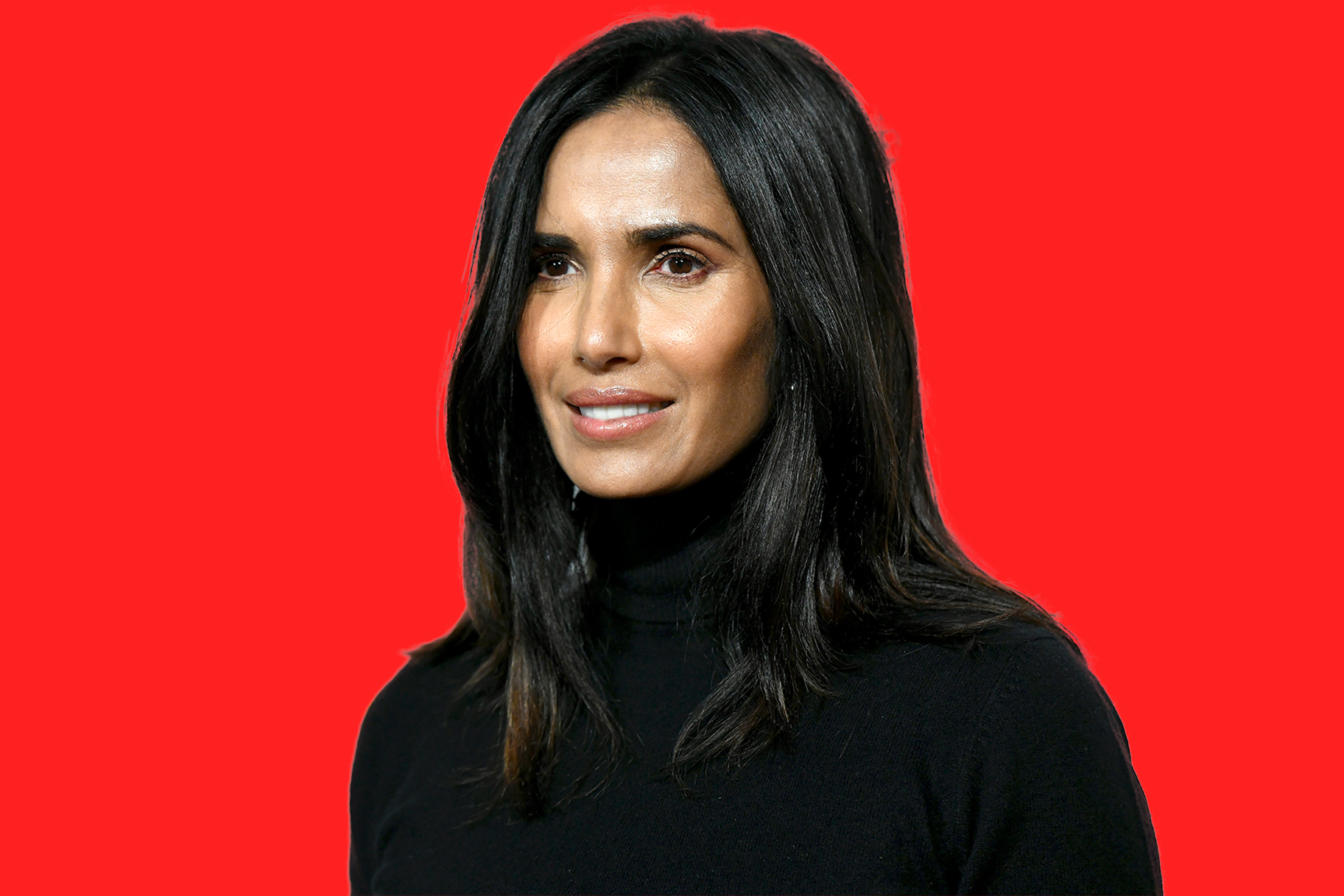 Top Chef Host Padma Lakshmi on the Waffle Mix Controversy