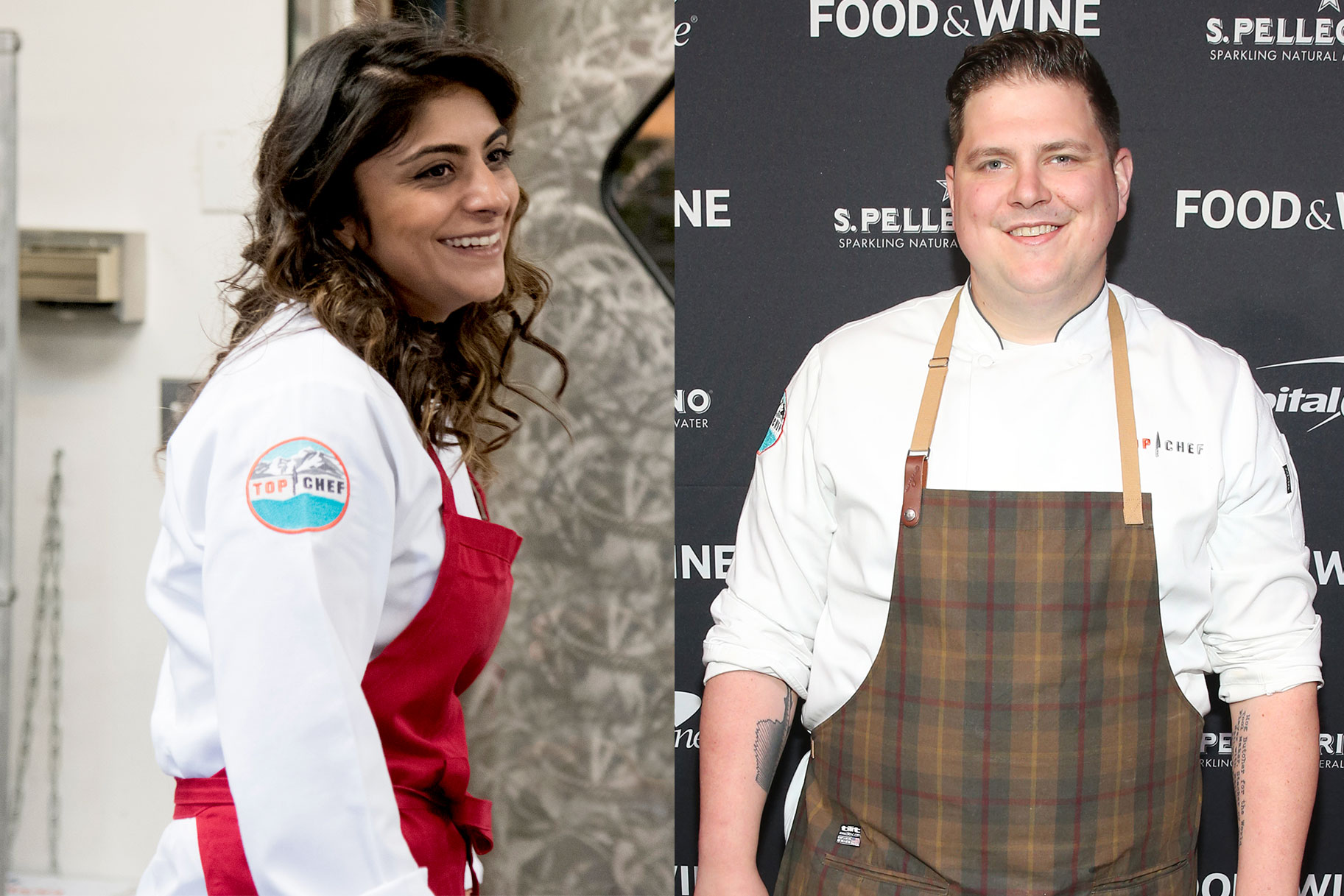 Top Chef winner Joe Flamm on Fatima Ali