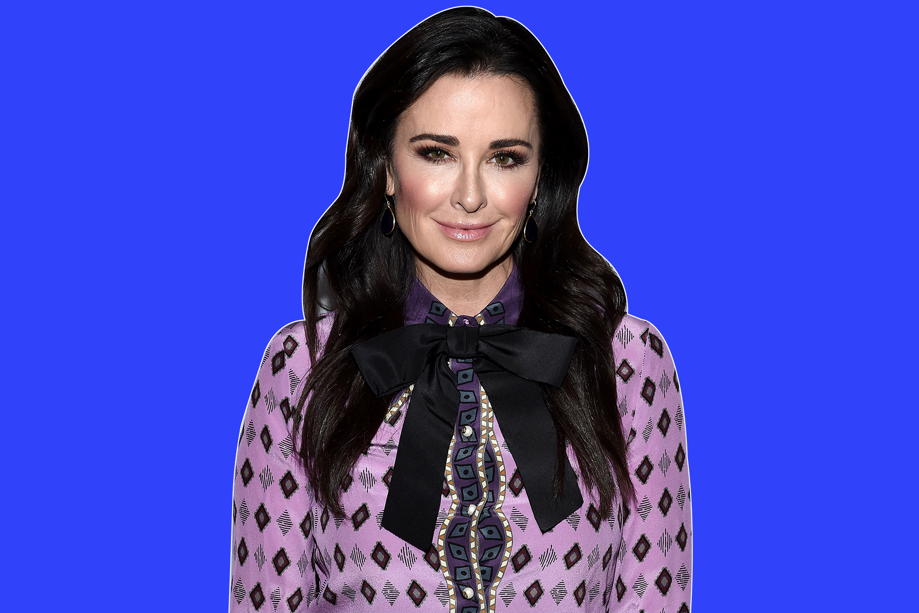 Kyle Richards' Diet at 50