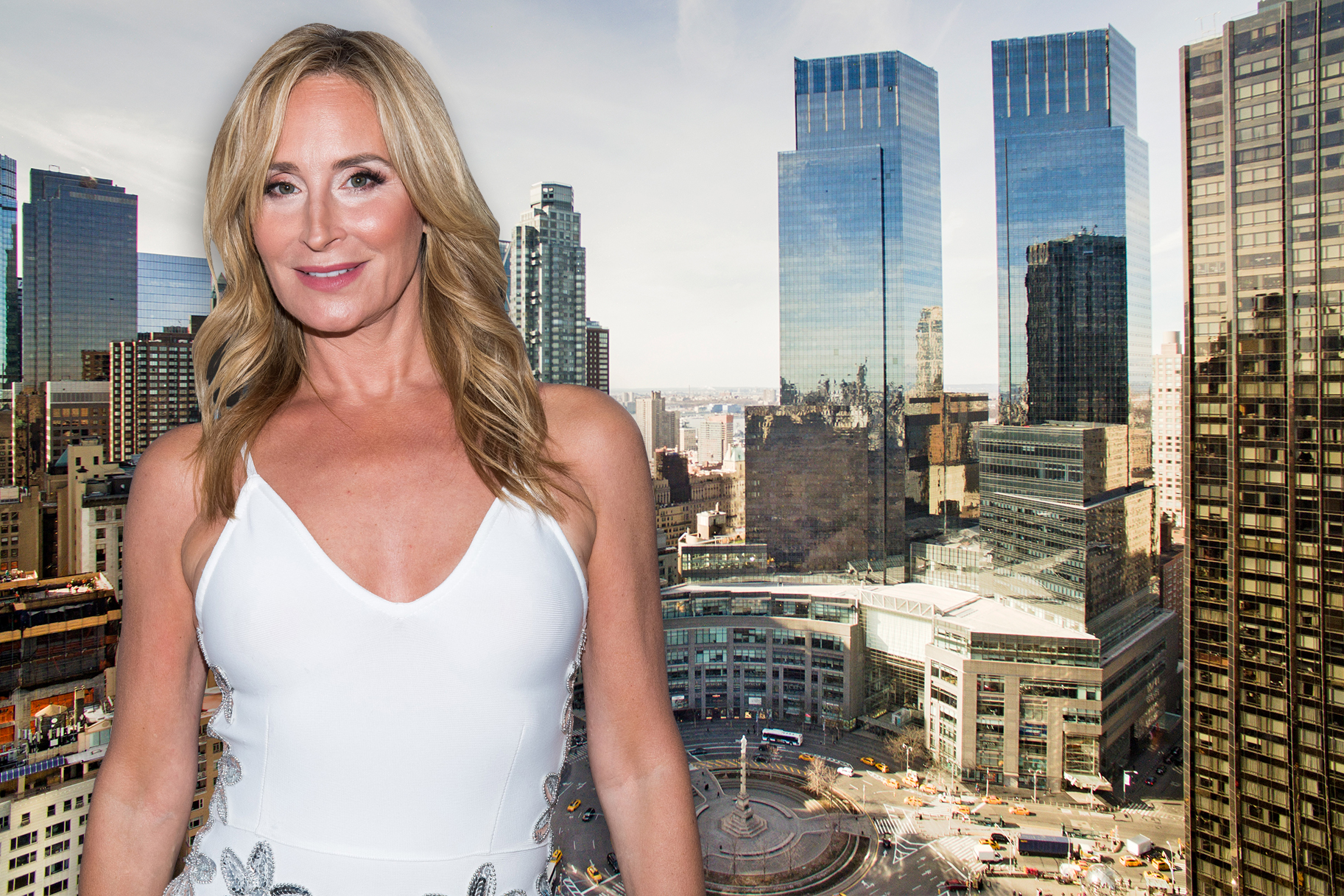 Tour Sonja Morgan New Apartment