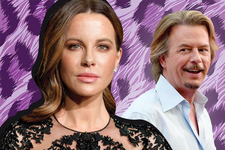 Kate Beckinsale Calls David Spade Grandpa