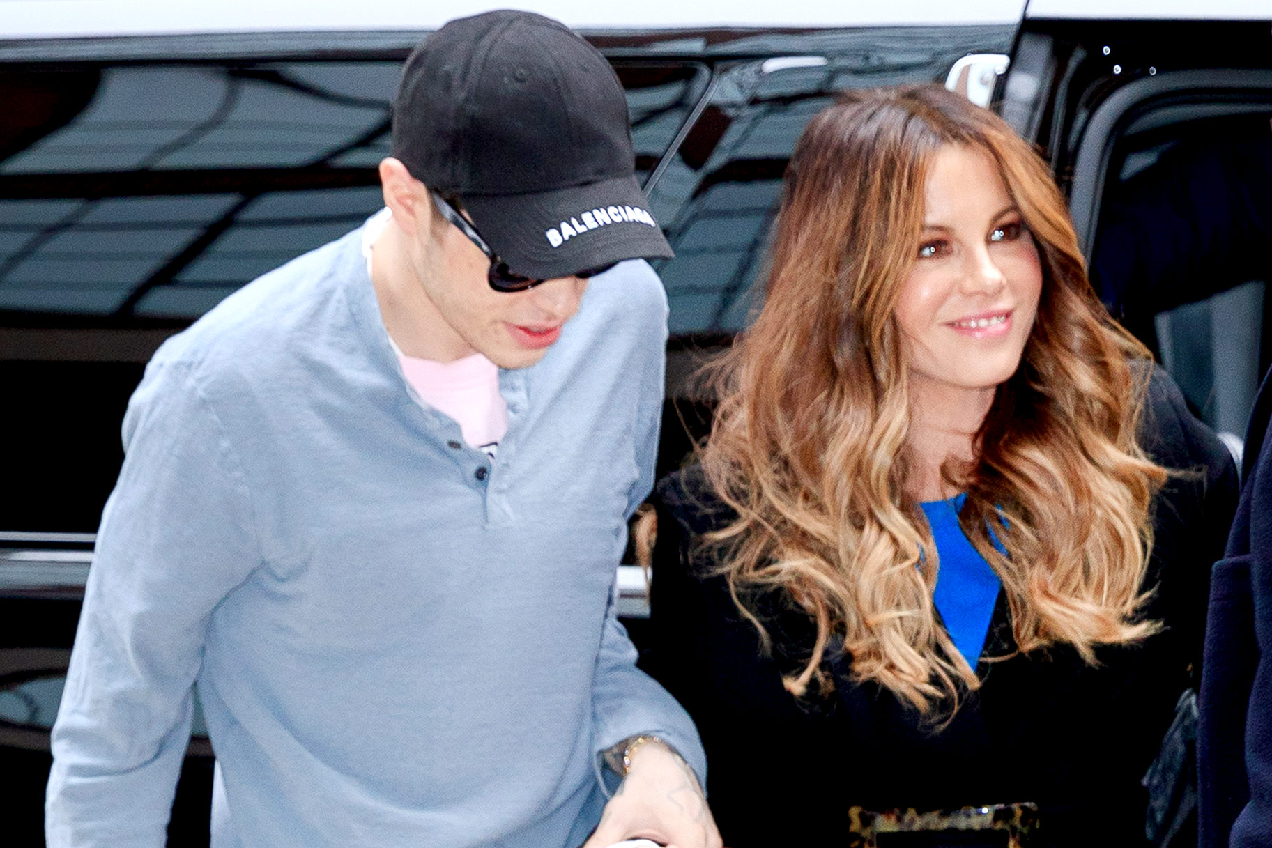 Pete Davidson & Kate Beckinsale