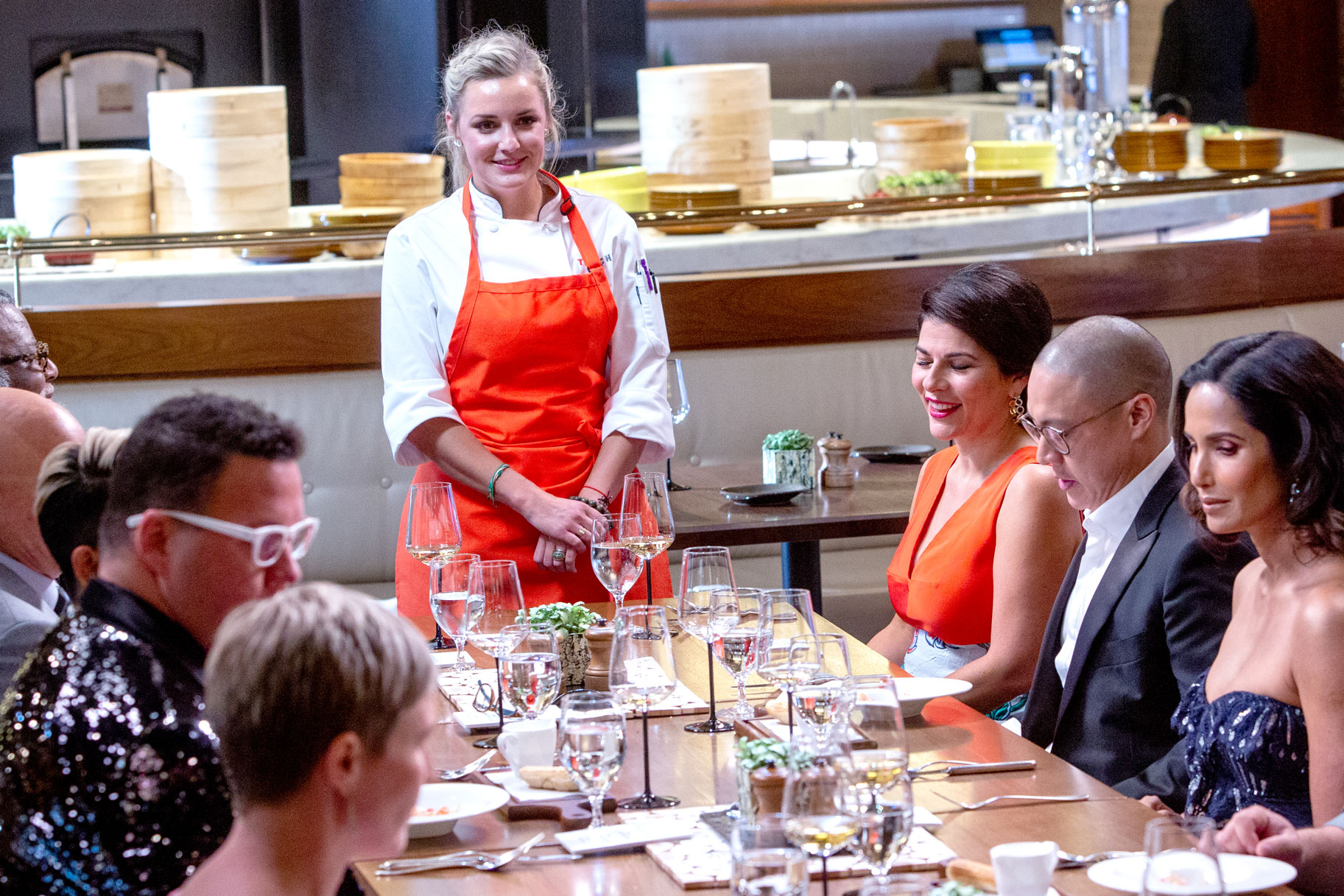 Top Chef Winner Kelsey Barnard Clark on Being a Mom