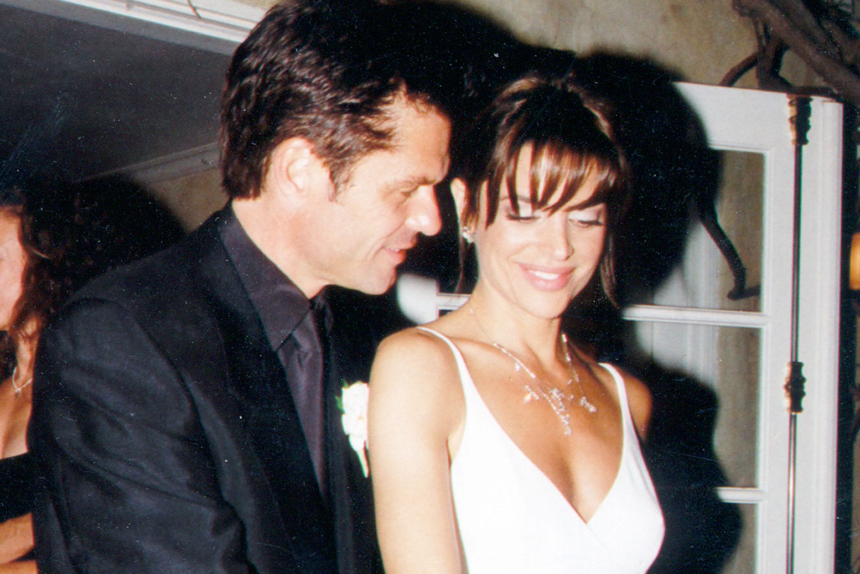 Lisa Rinna and Harry Hamlin 22nd Wedding Anniversary