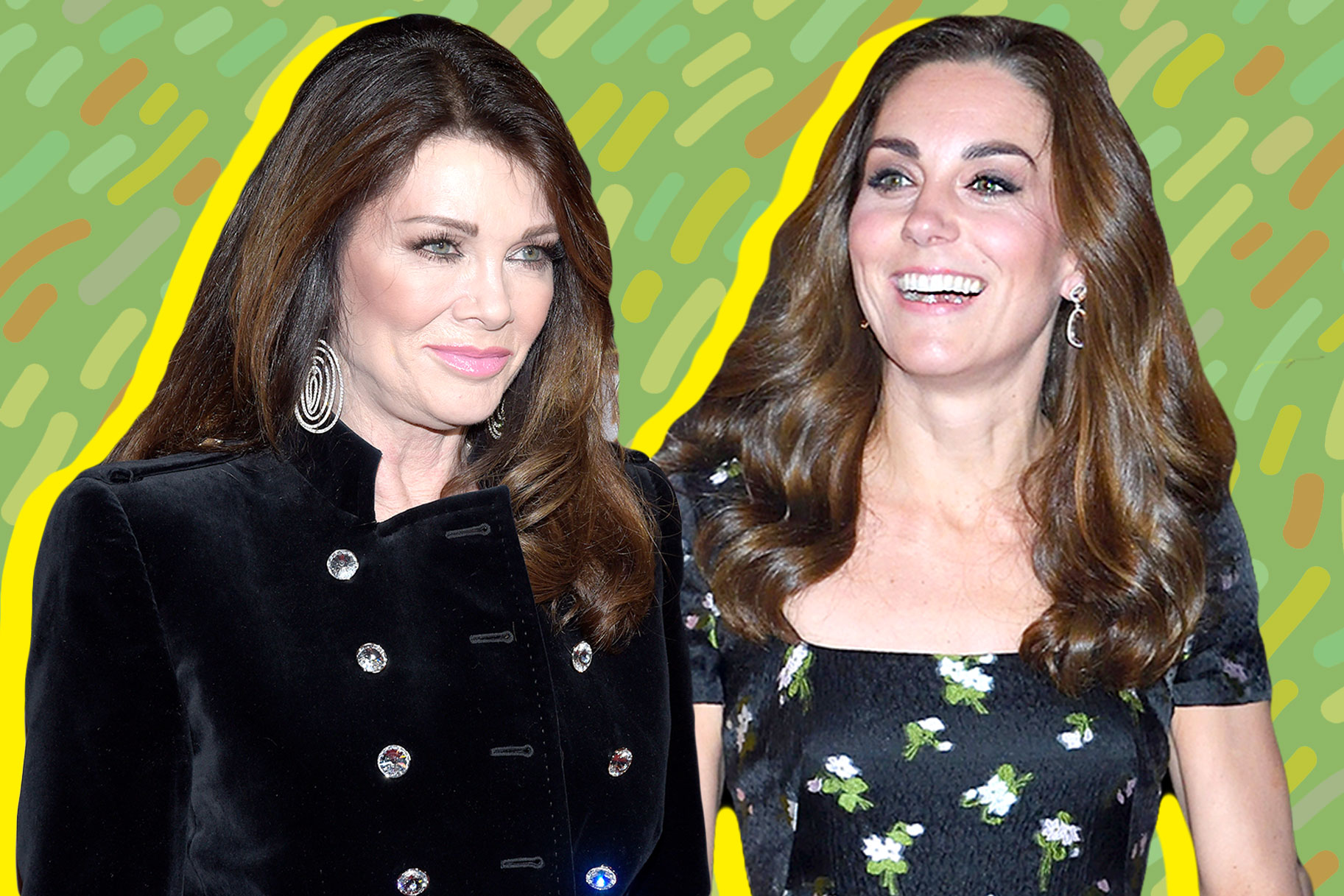 Lisa Vanderpump Kate Middleton