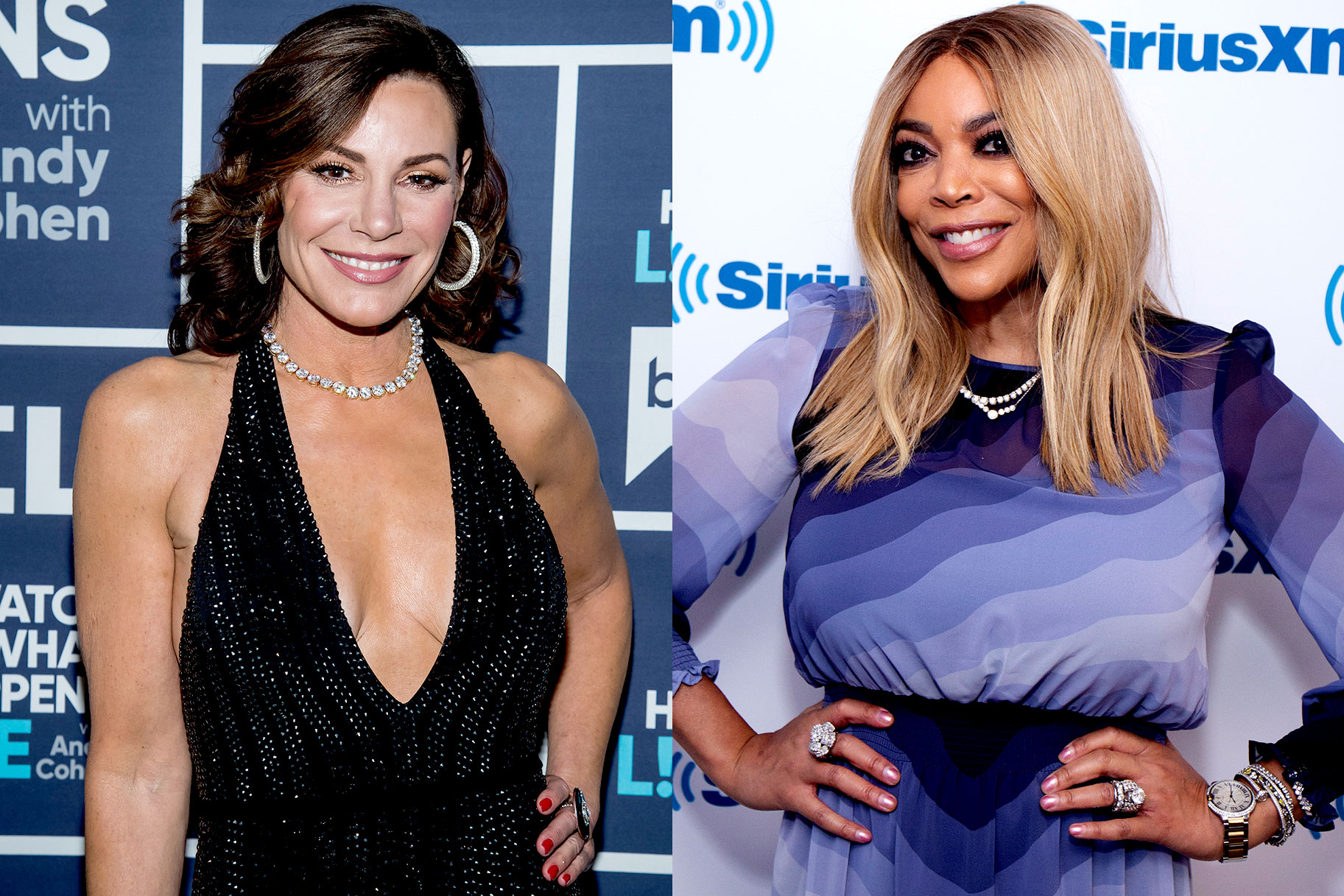 Luann de Lesseps, Wendy Williams