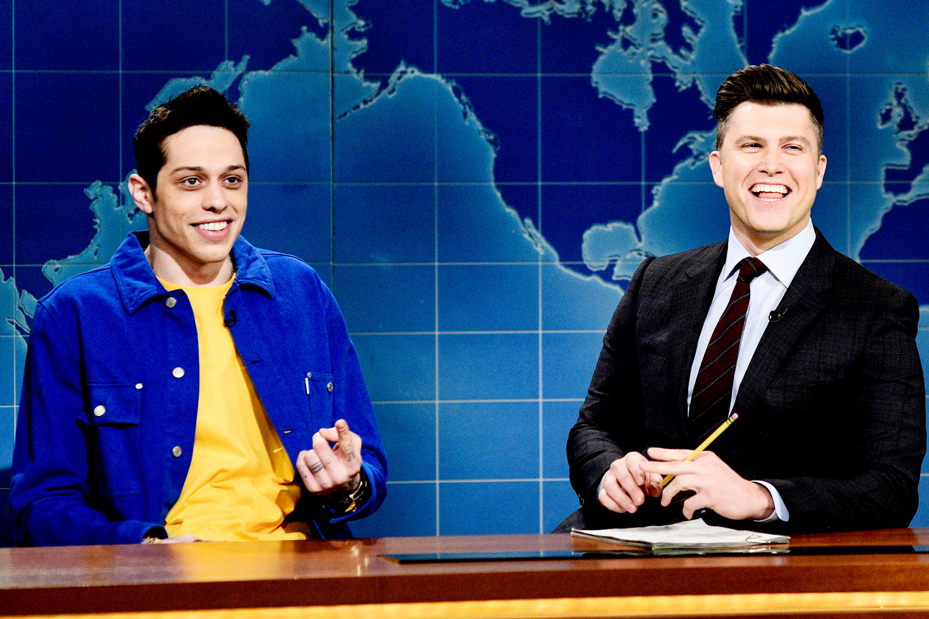Pete Davidson SNL March 9, 2019