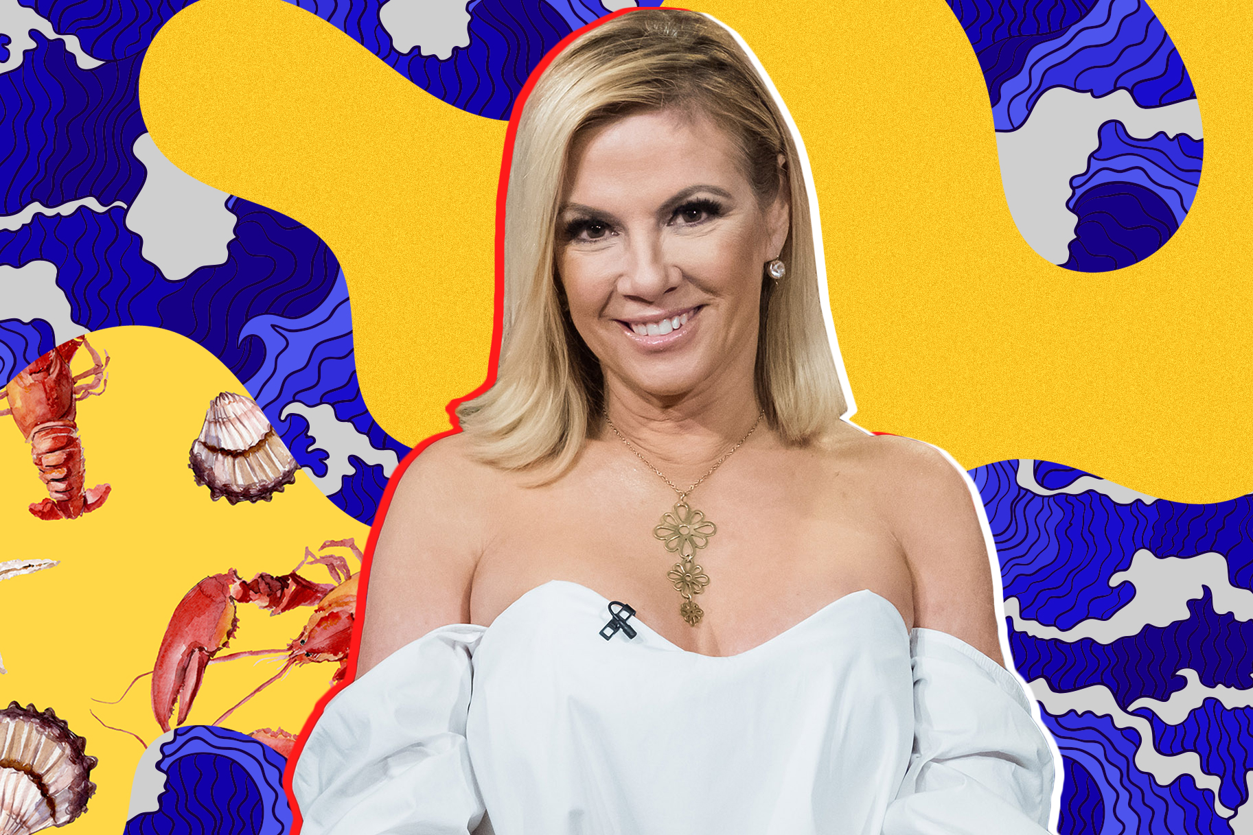 Ramona Singer on the RHONY Lobster Episode