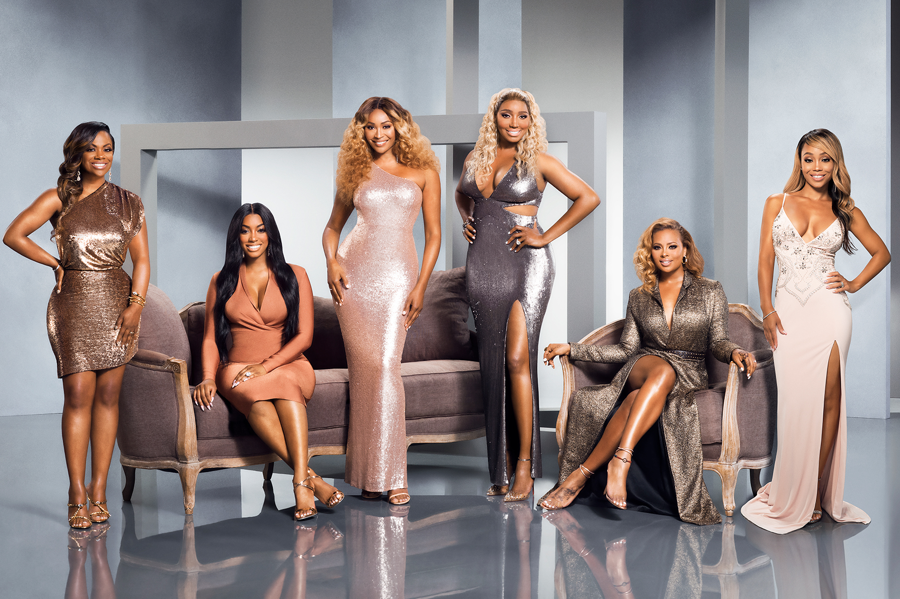 RHOA Reunion Dresses