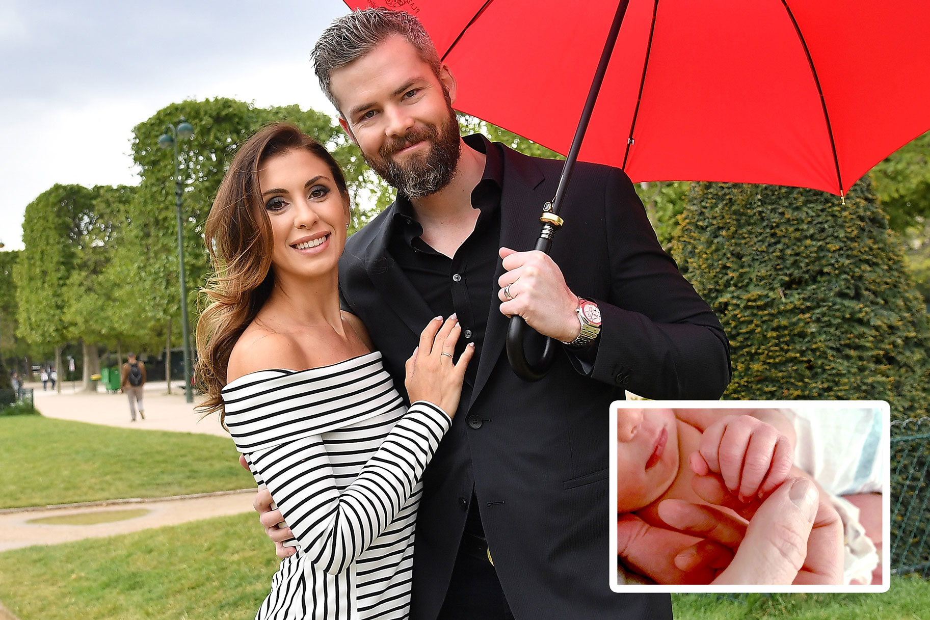Ryan Serhant and Emilia Bechrakis' Baby Bump