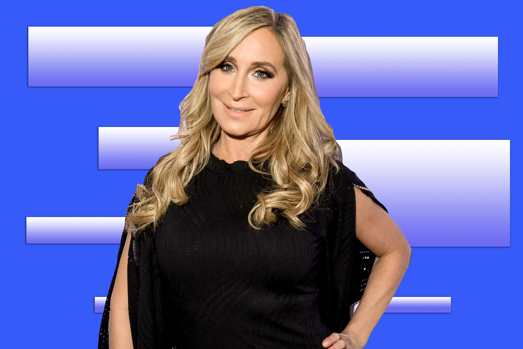 Sonja Morgan Dated John McEnroe