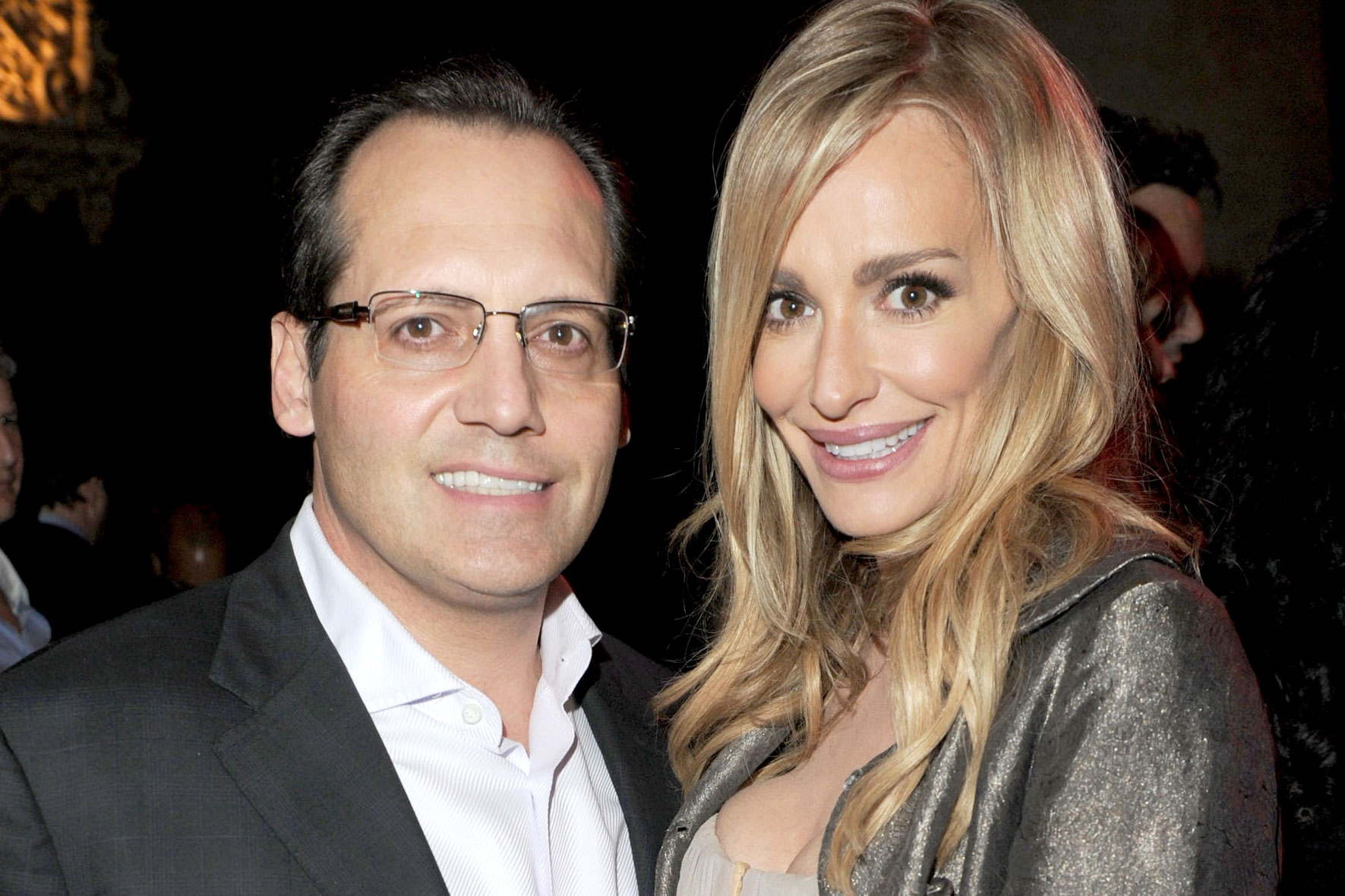 Taylor Armstrong and Late Husband Russell Armstrong