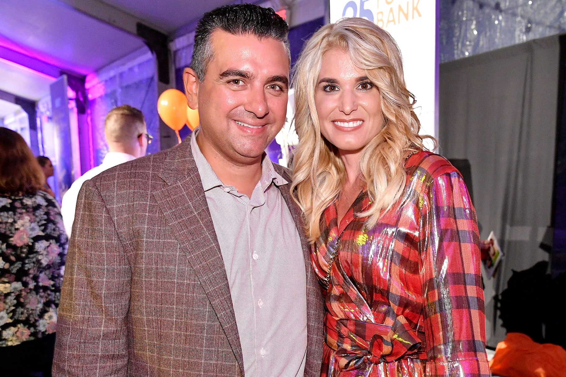 Cake Boss Buddy Valastro, Wife Lisa Valastro