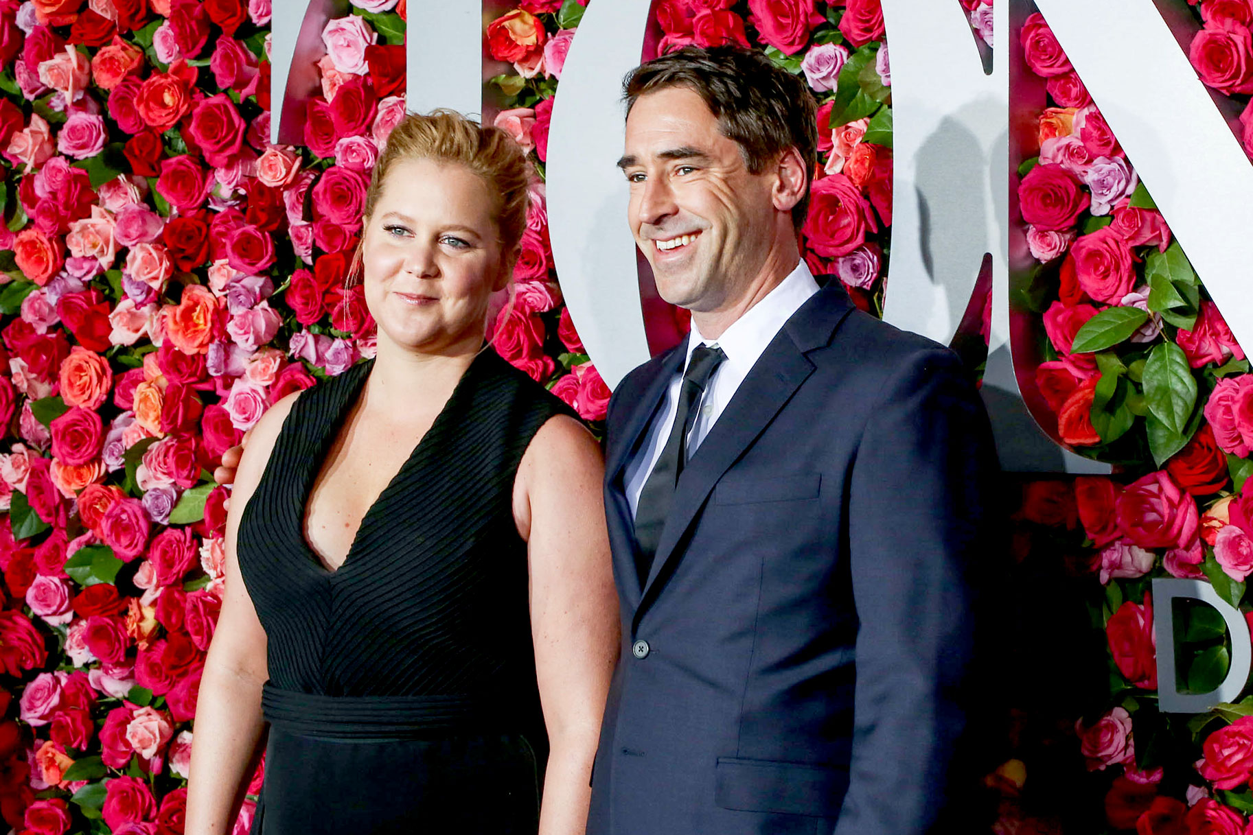 Amy Schumer Husband Chris Fischer