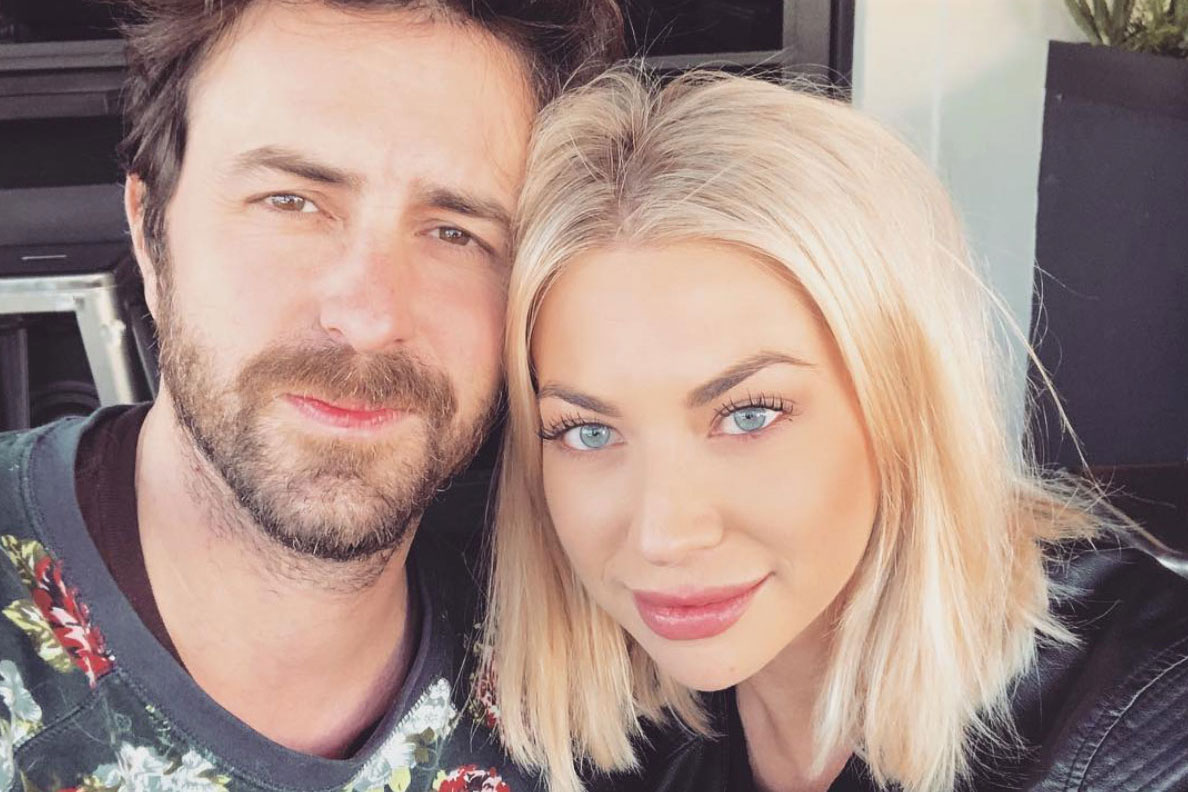 Stassi Schroeder Boyfriend Beau Clark Family Photo