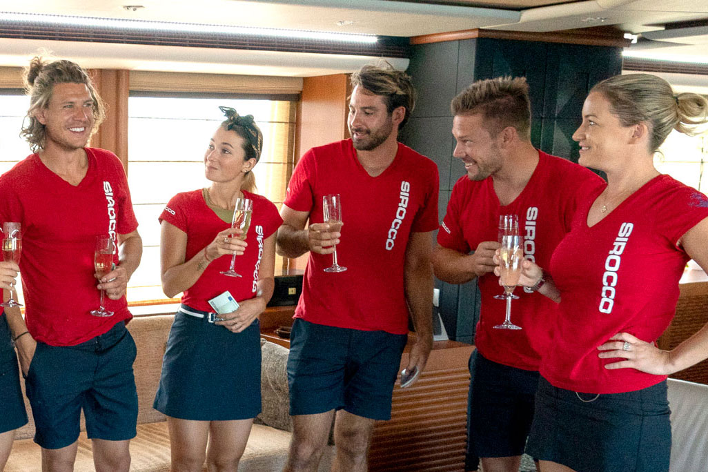 Below Deck Mediterranean Season 4