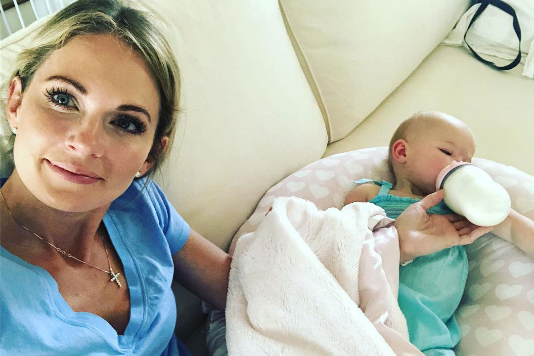 Cameran Eubanks Daughter Update Photo