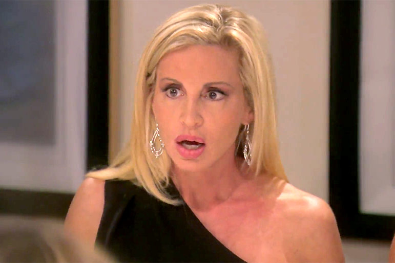 Camille Grammer defends Kavanaugh