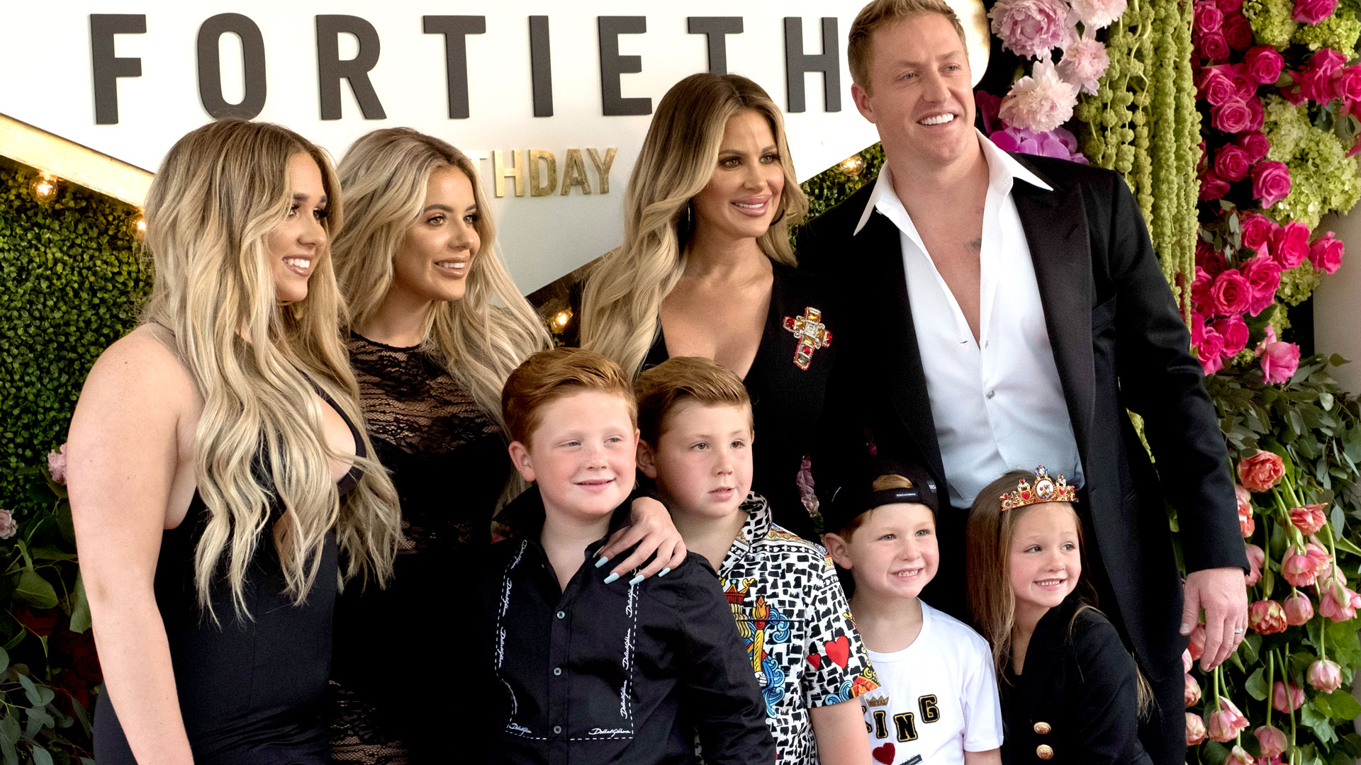 Kim Zolciak Biermann and Her Family