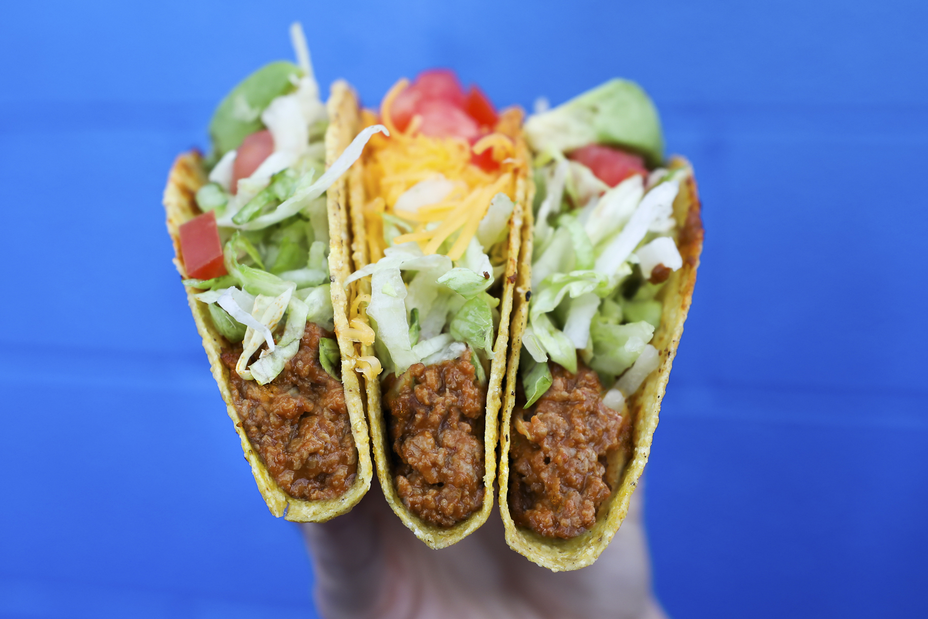 Del Taco Adds Beyond Meat Vegan Tacos To Menu At All