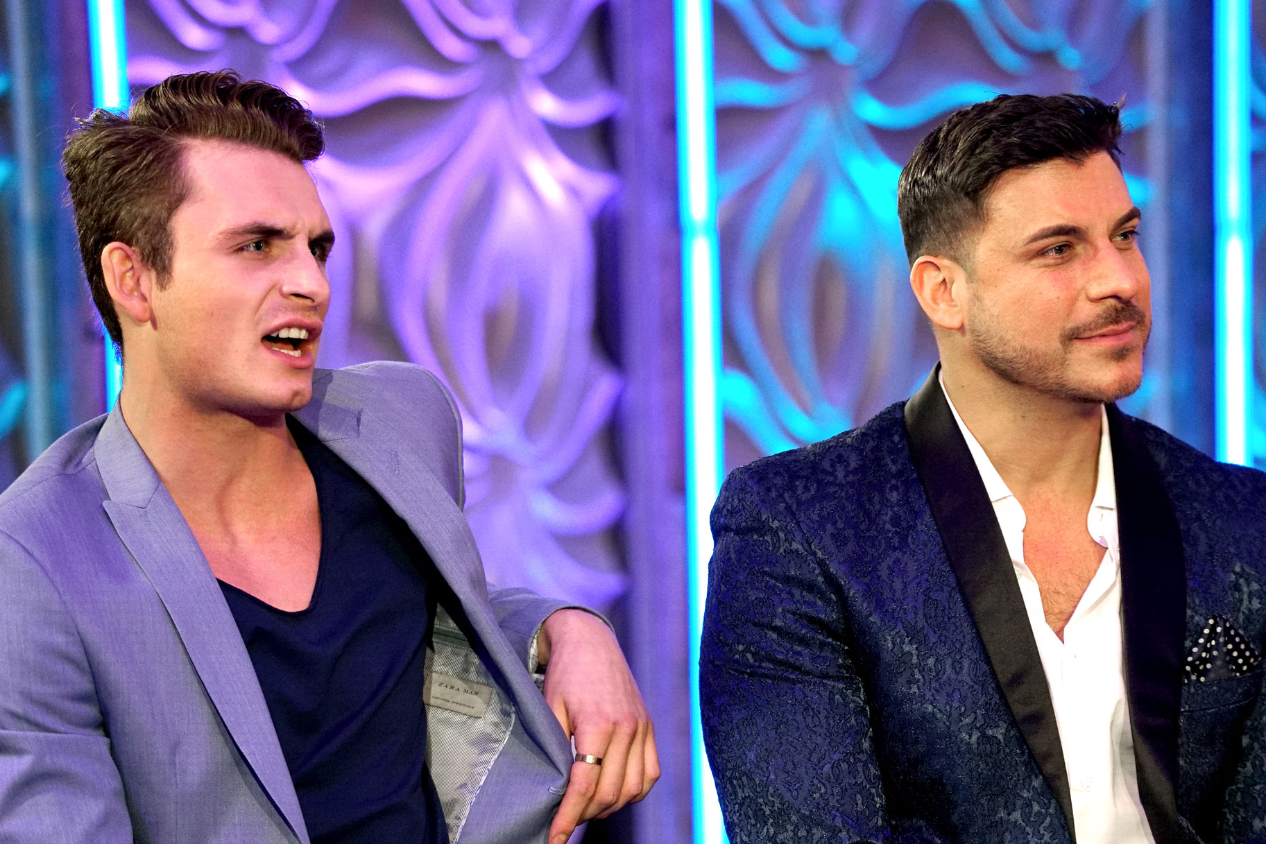 James Kennedy and Jax Taylor