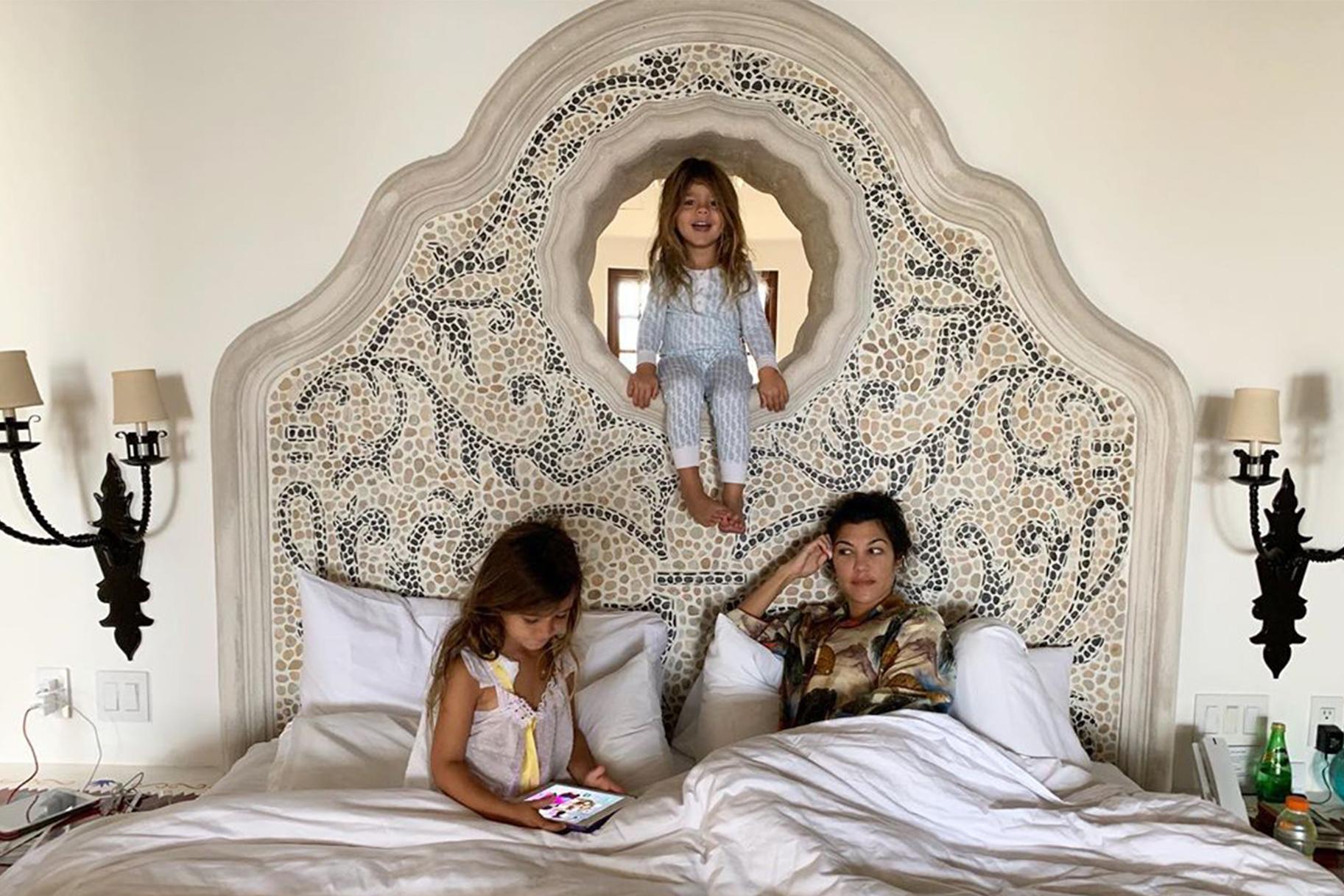 Kourtney Kardashian Lifestyle Website Poosh Best Home Tips