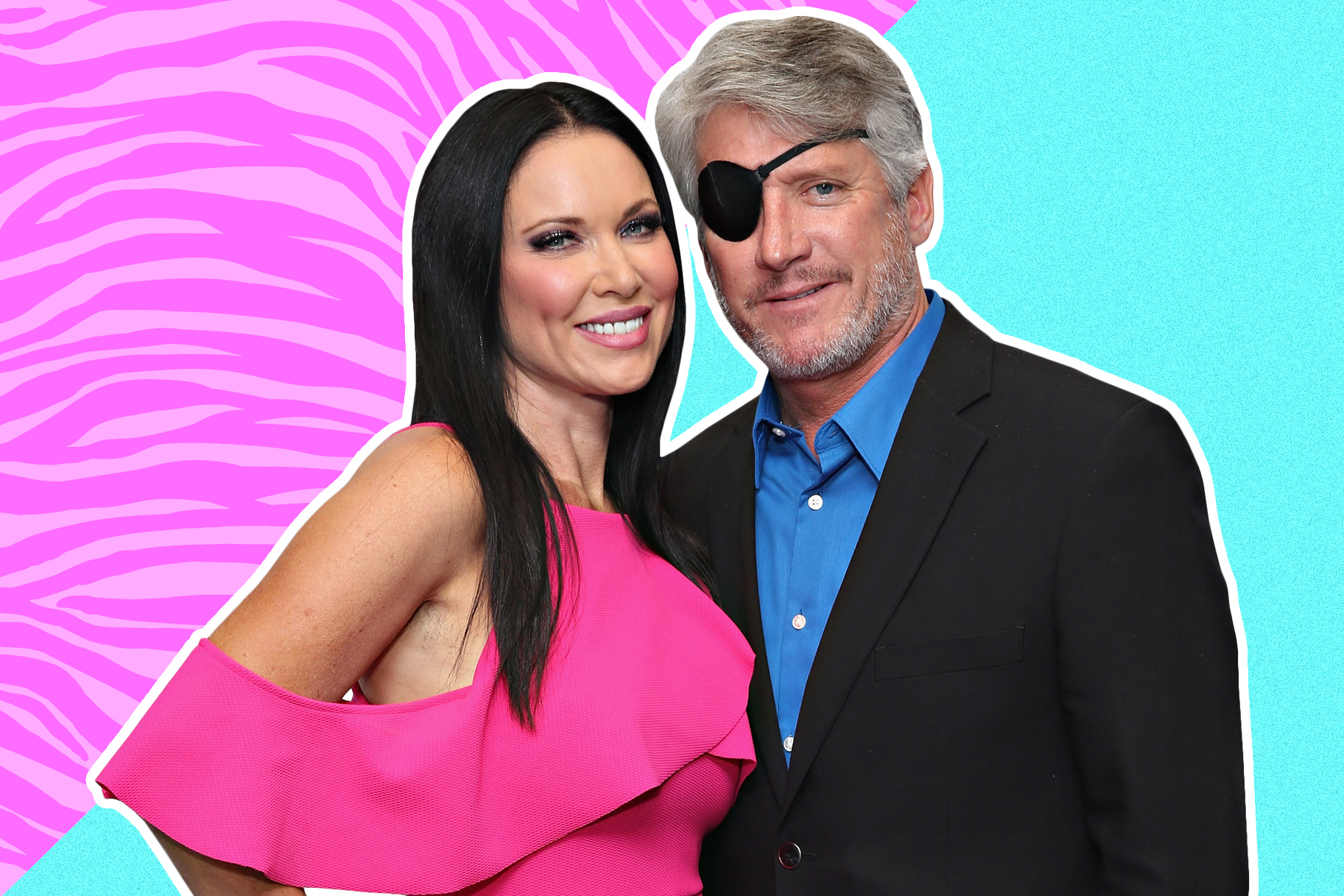 LeeAnne Locken and Rich Emberlin