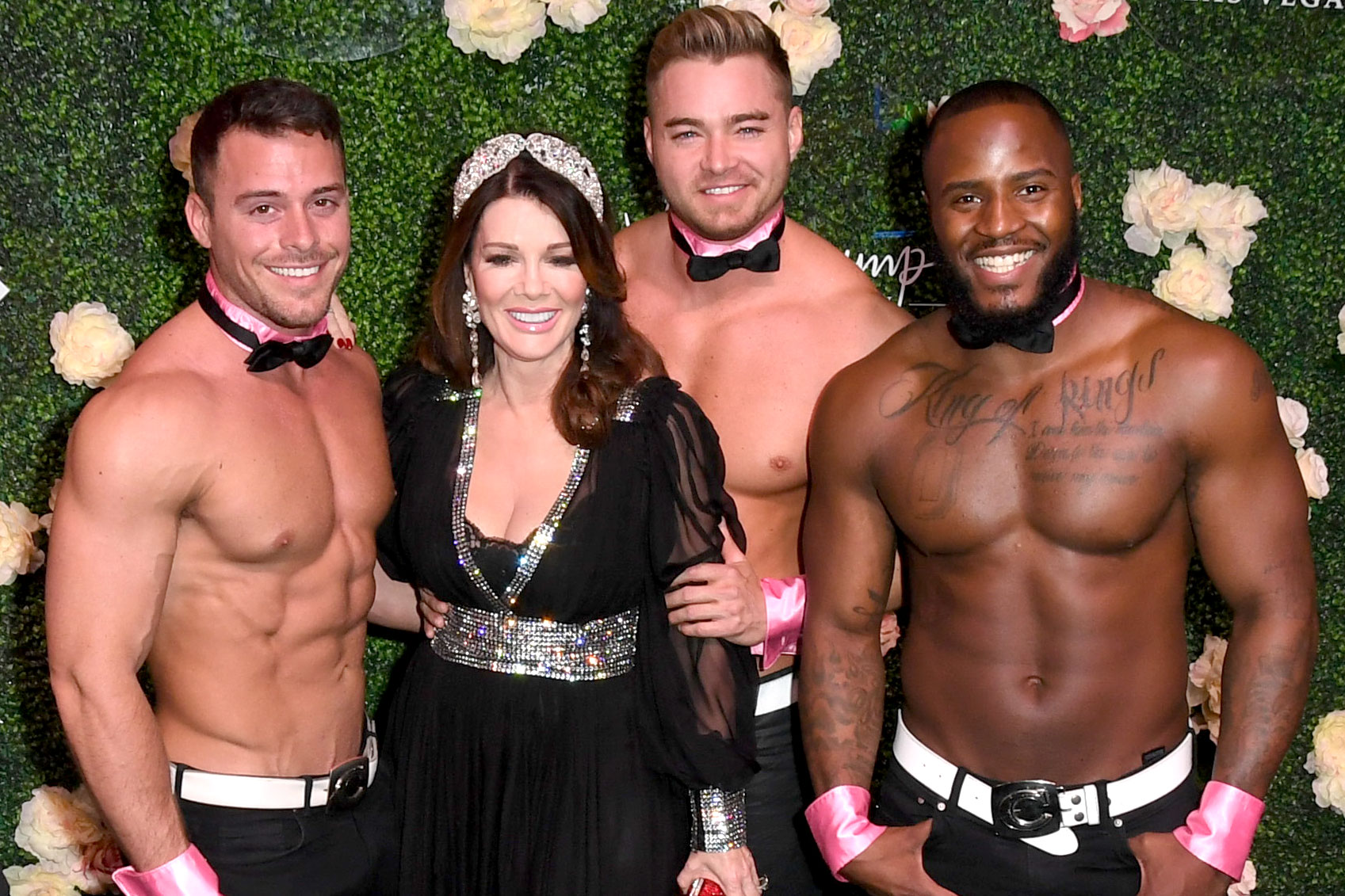 Lisa Vanderpump at Vanderpump Cocktail Garden Opening Night in Las Vegas