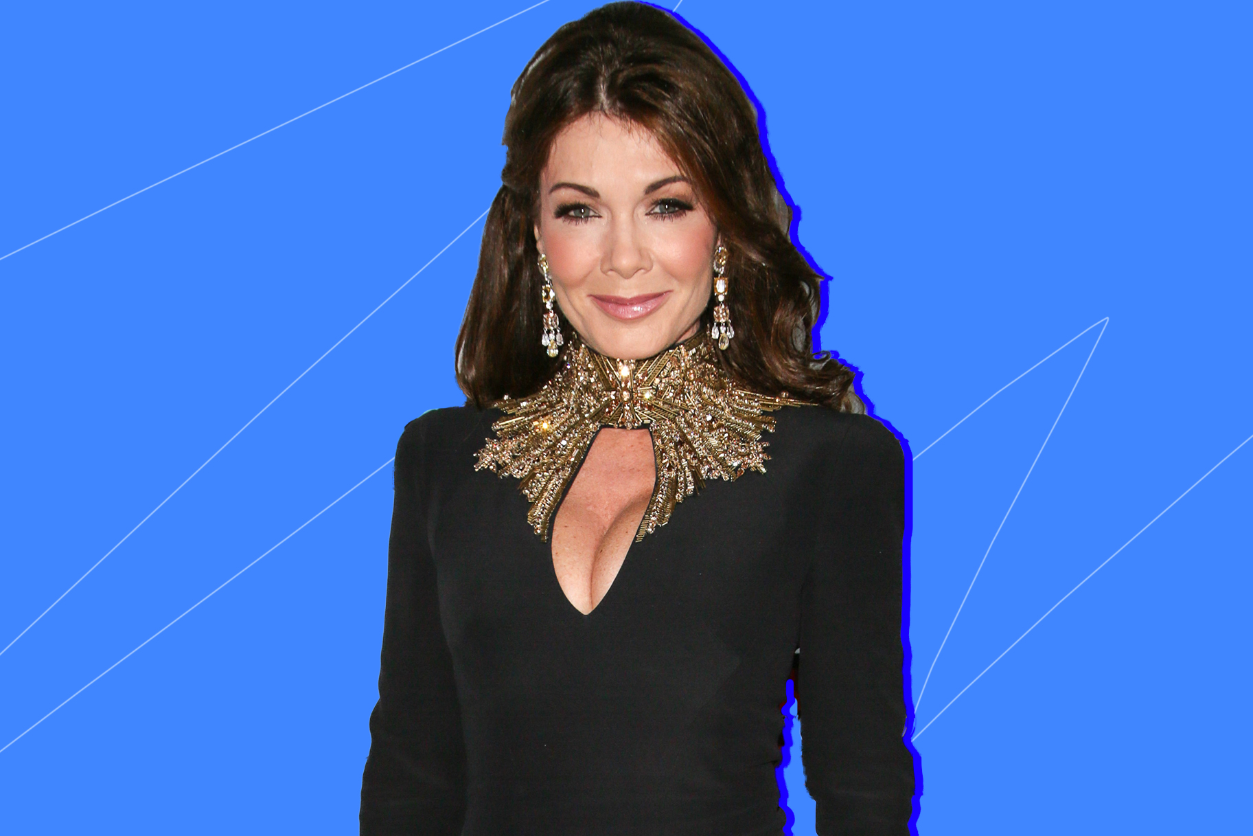 lisa vanderpump reunion look