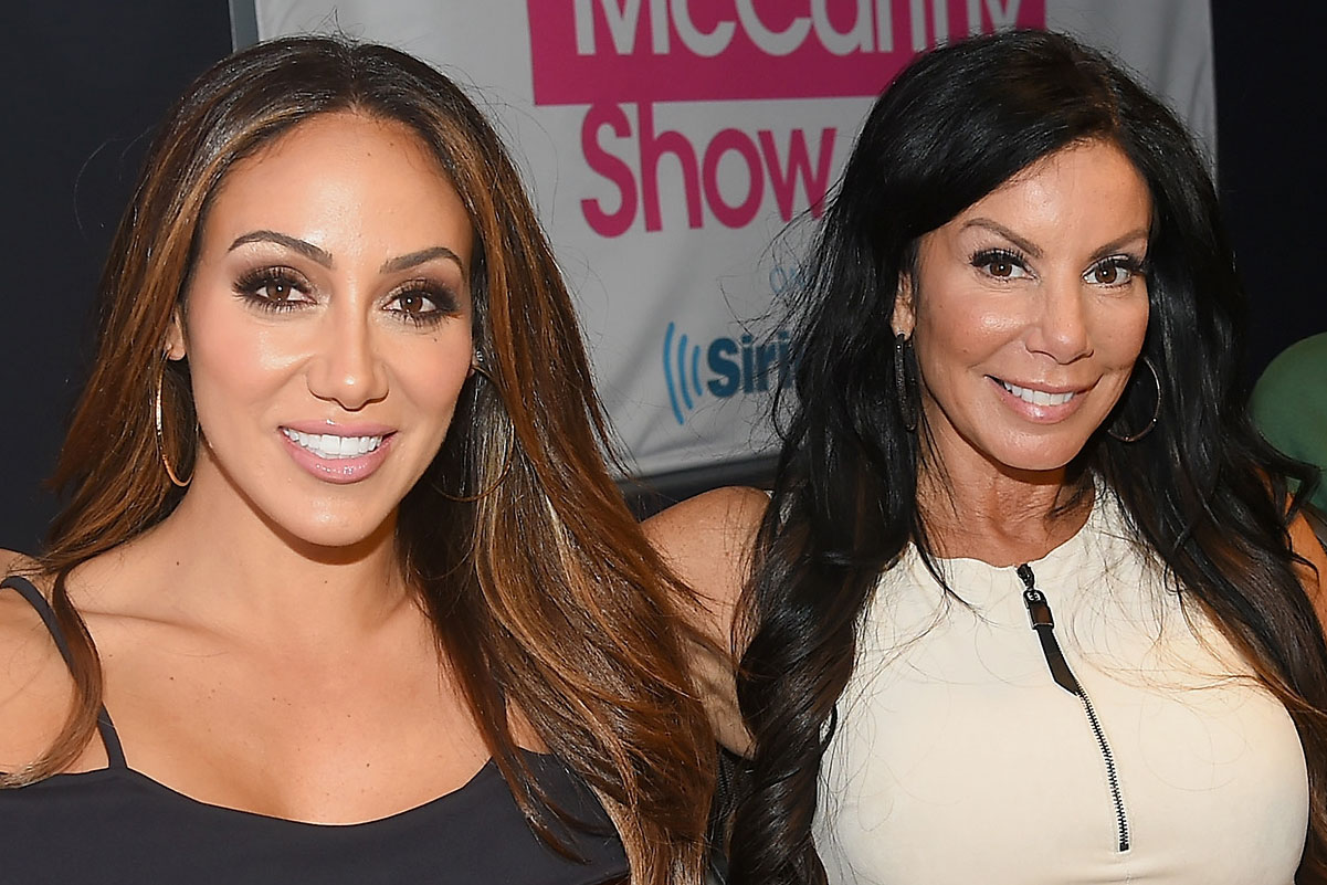 Danielle Staub Engaged Melissa Gorga Reacts