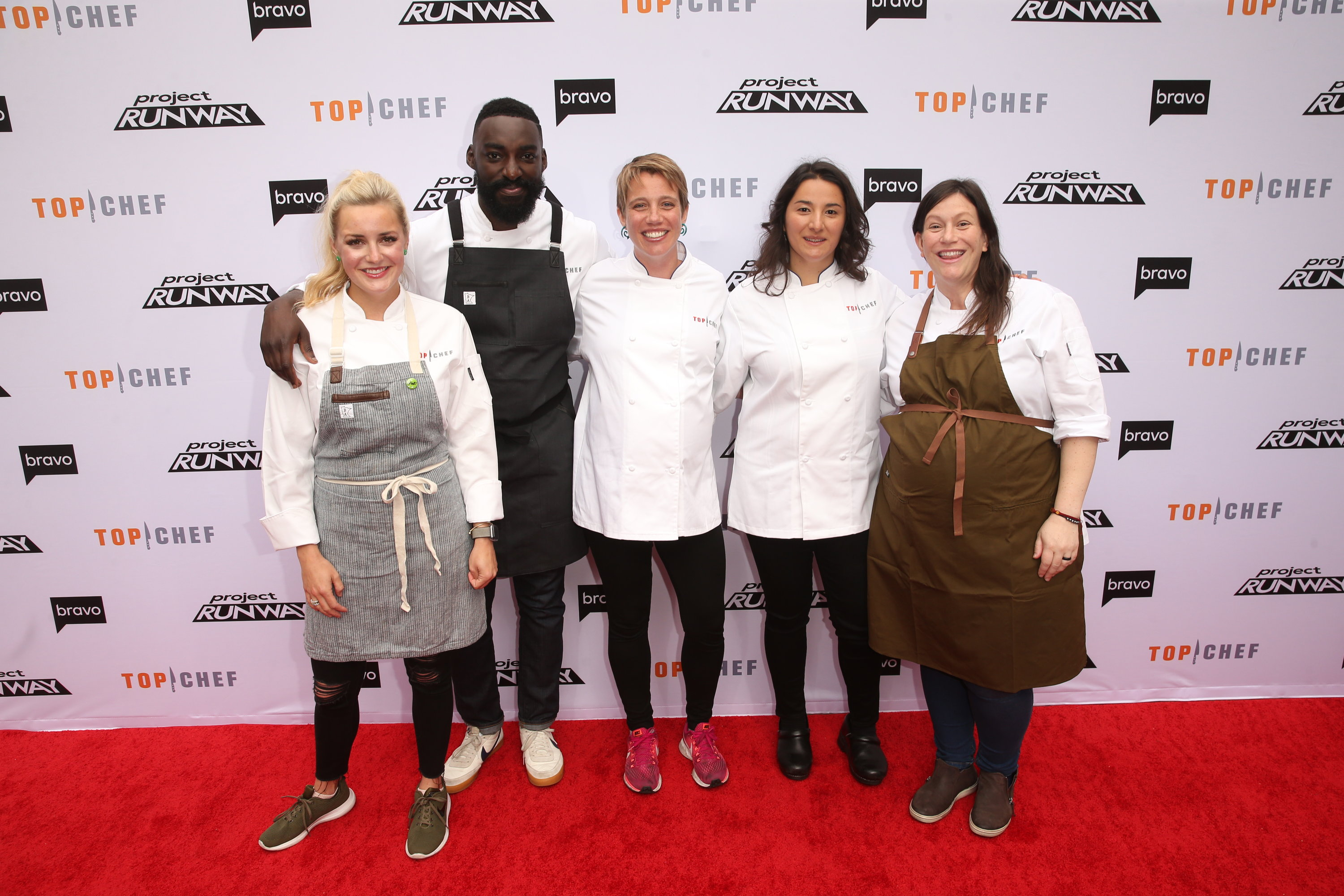 Top Chef Finalists Sara Bradley, Adrienne Wright Are Pregnant