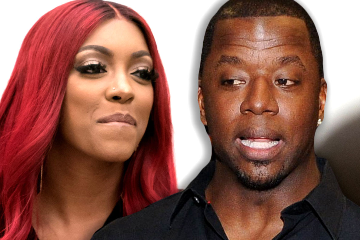 Porsha Williams and Ex-Husband Kordell Stewart