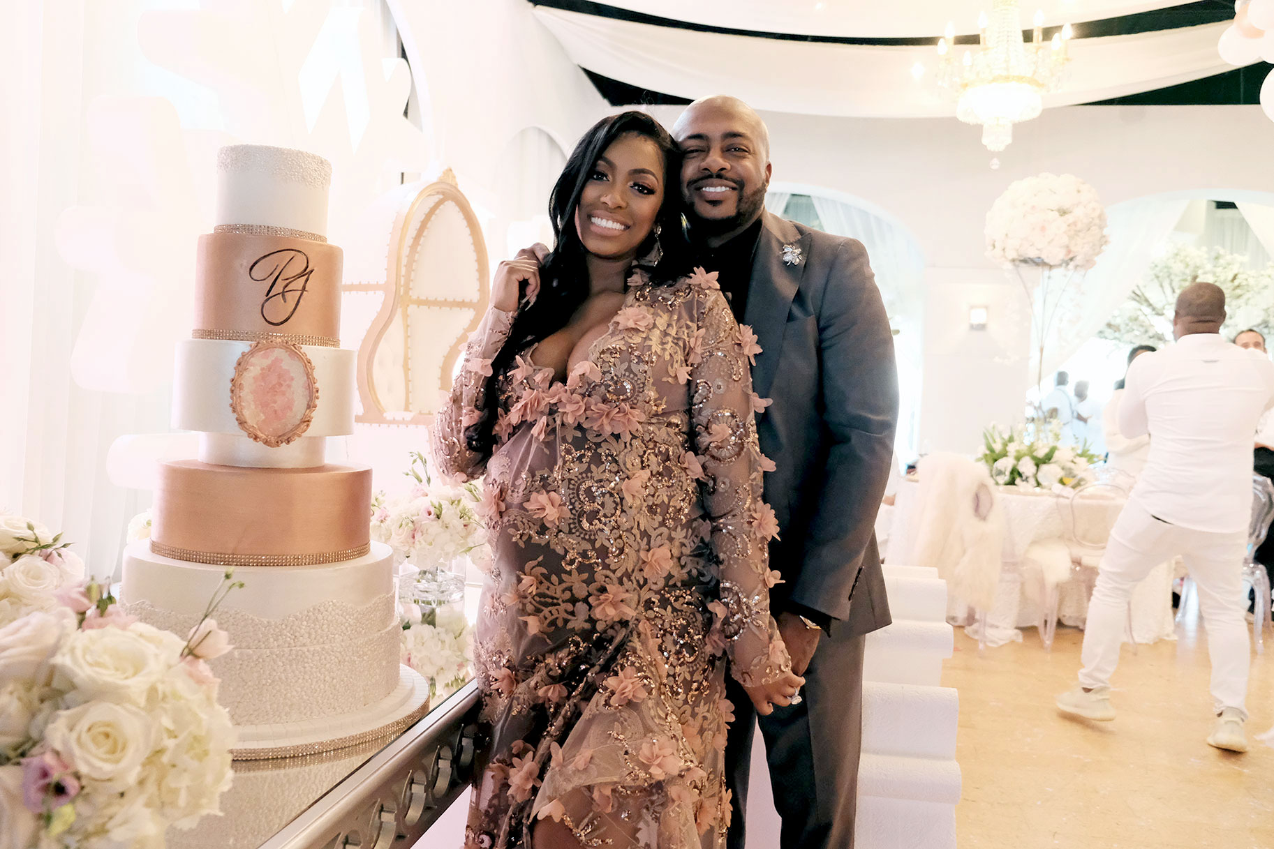 Porsha Williams Gives Birth Video