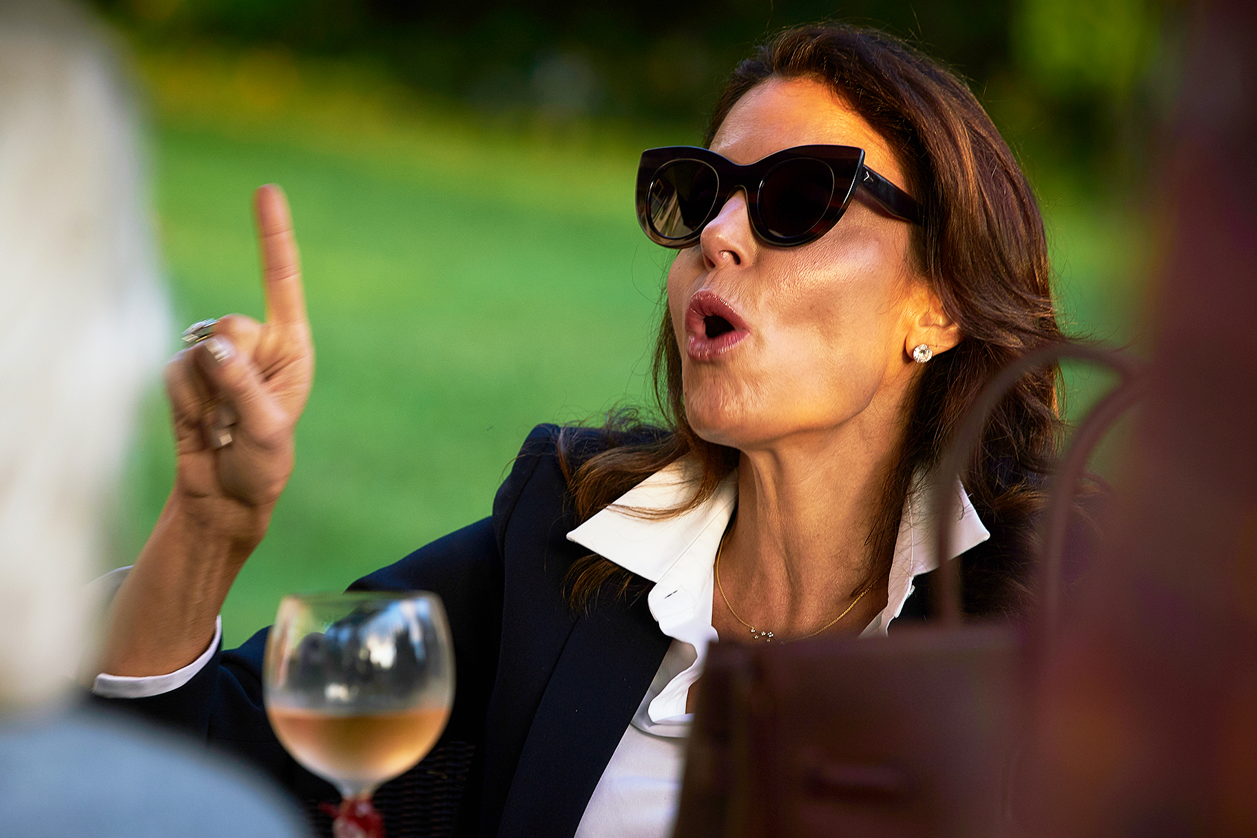 Bethenny Frankel in The Real Housewives of New York City Season 11