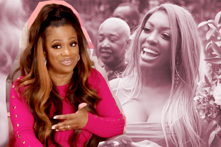 Kandi Burruss didn't attend Porsha Williams' gender reveal