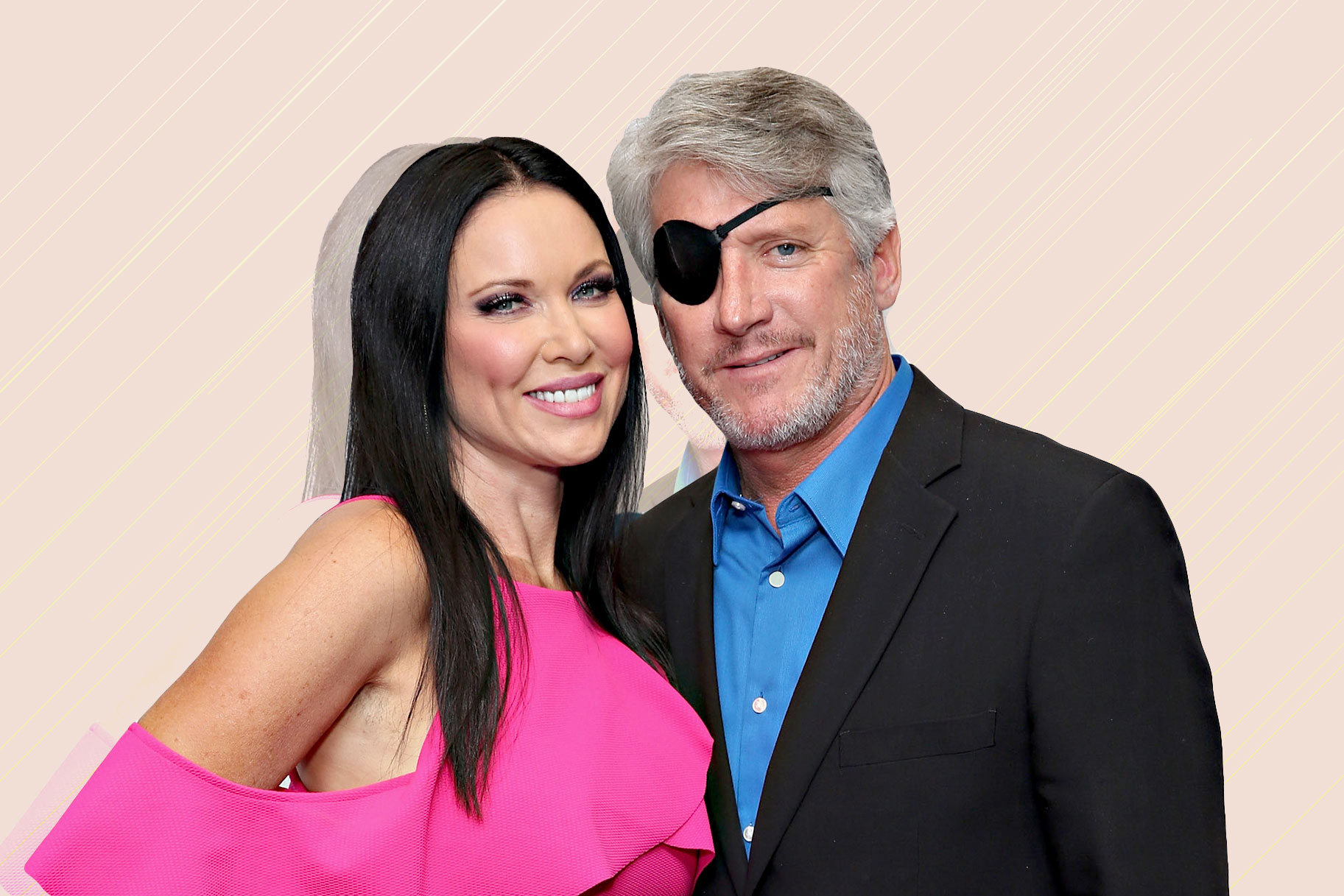LeeAnne Locken, Rich Emberlin