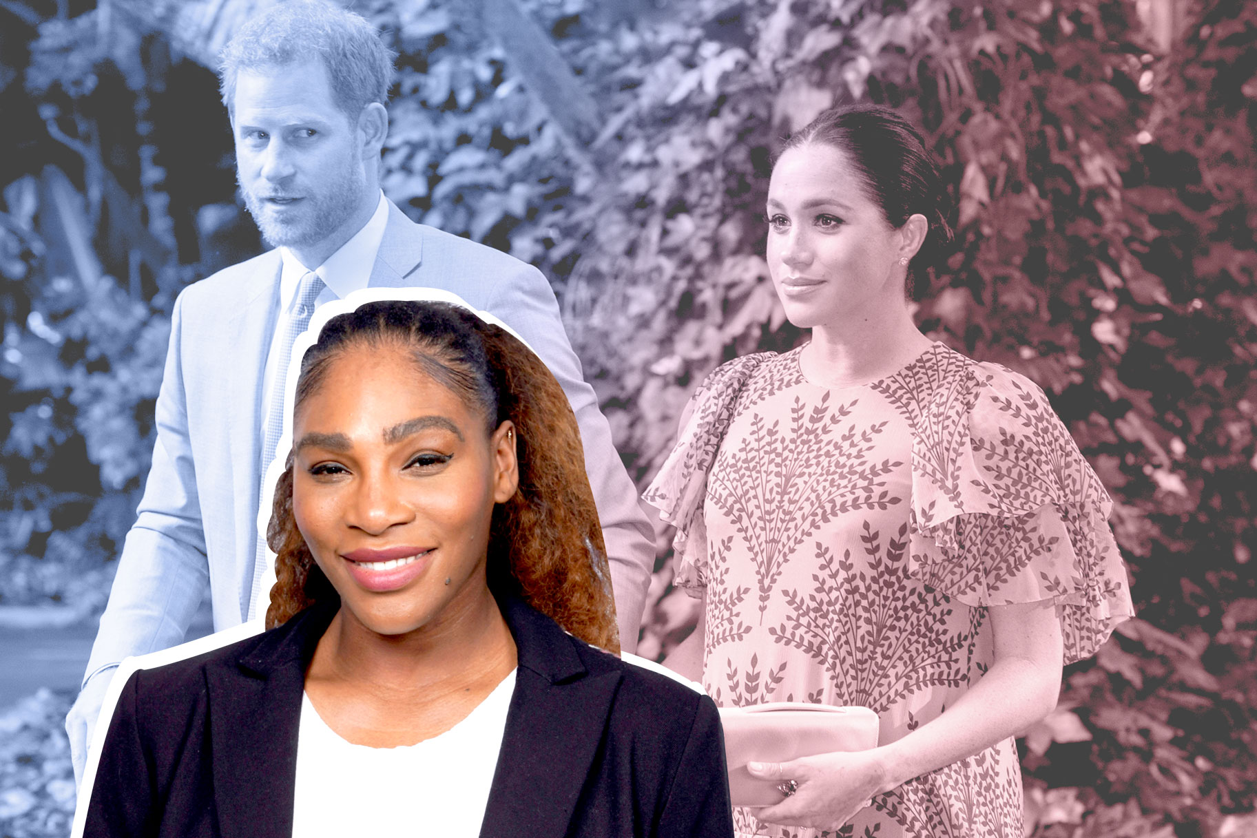 Serena Williams on Meghan Markle As a Mom