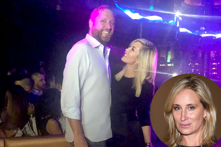 Are Tinsley Mortimer And Scott Kluth Together Sonja