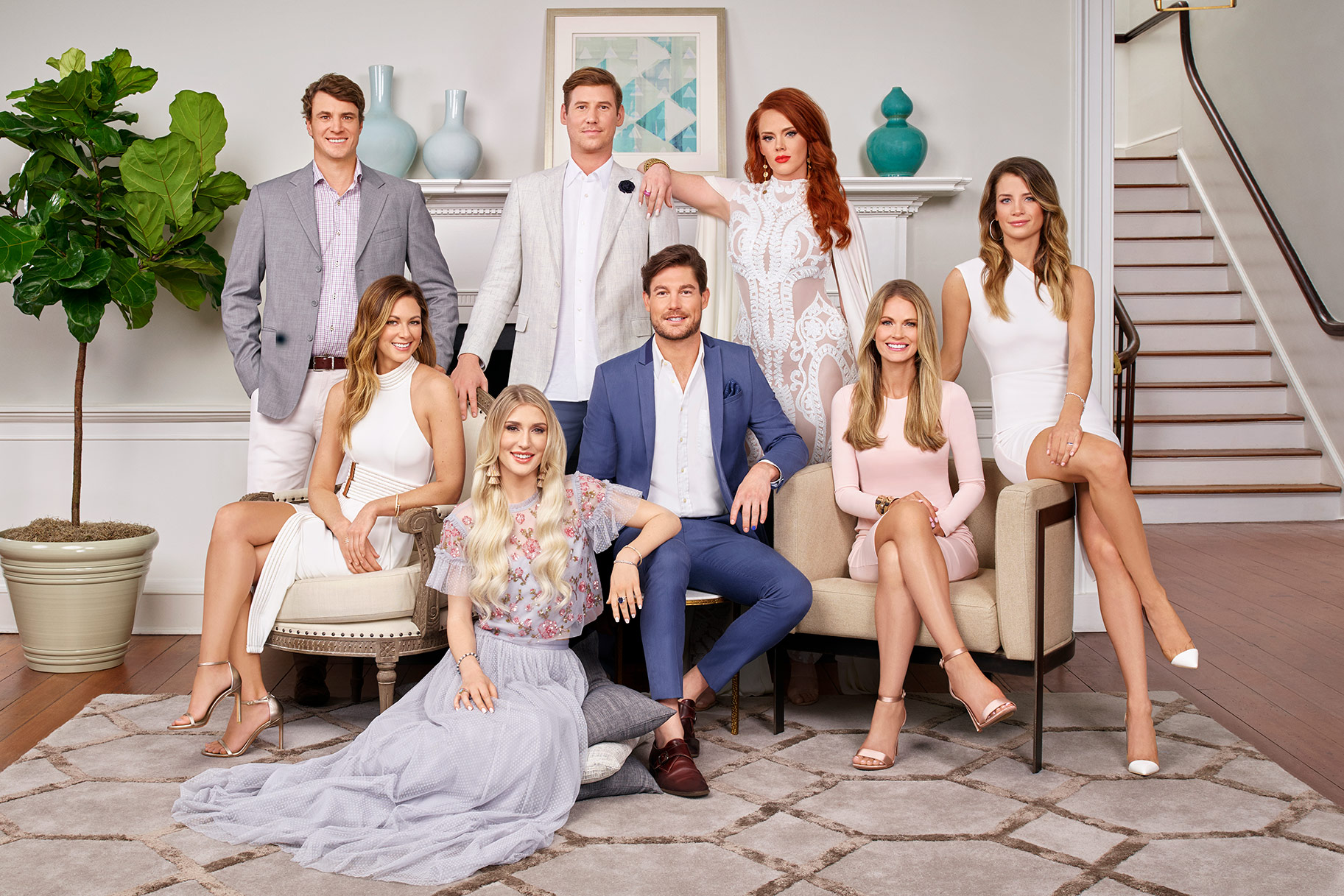 Cast of Southern Charm Charleston