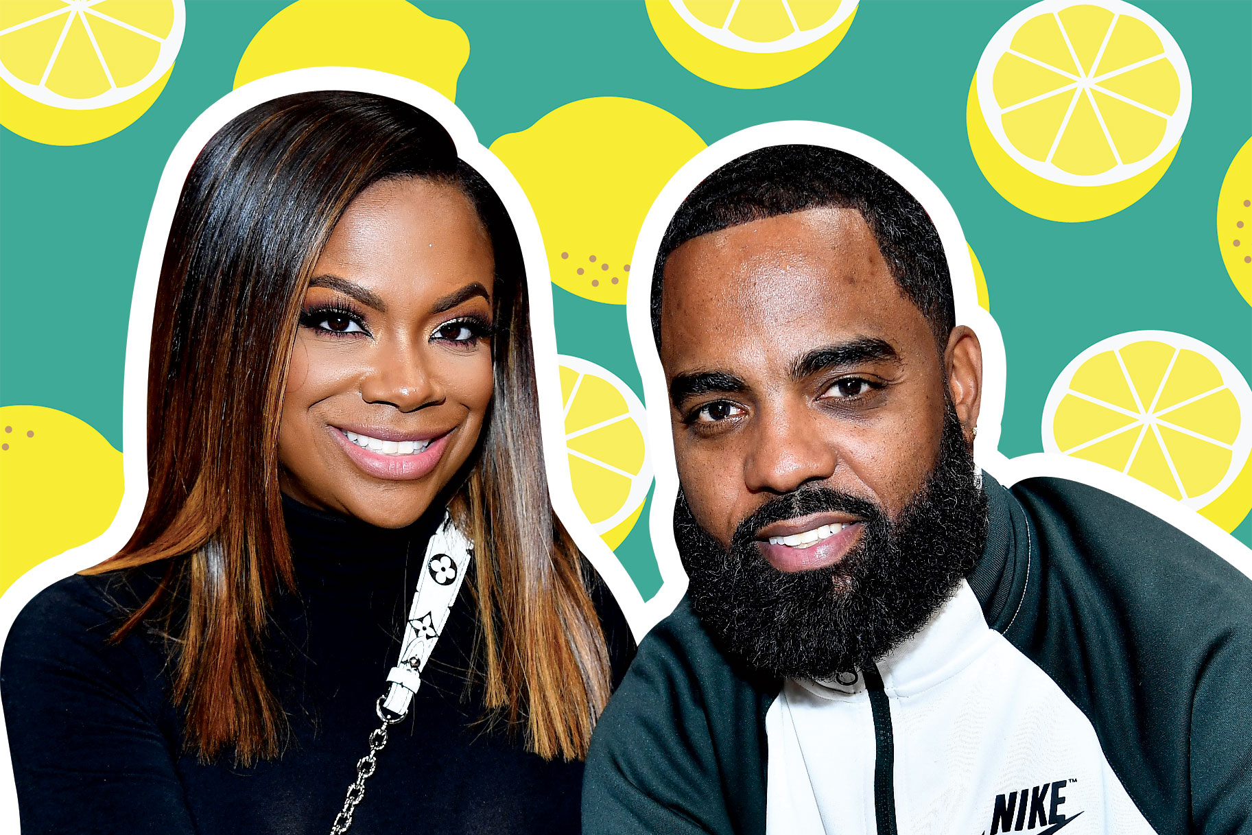 Kandi Burruss' Husband Todd Tucker Lemonade