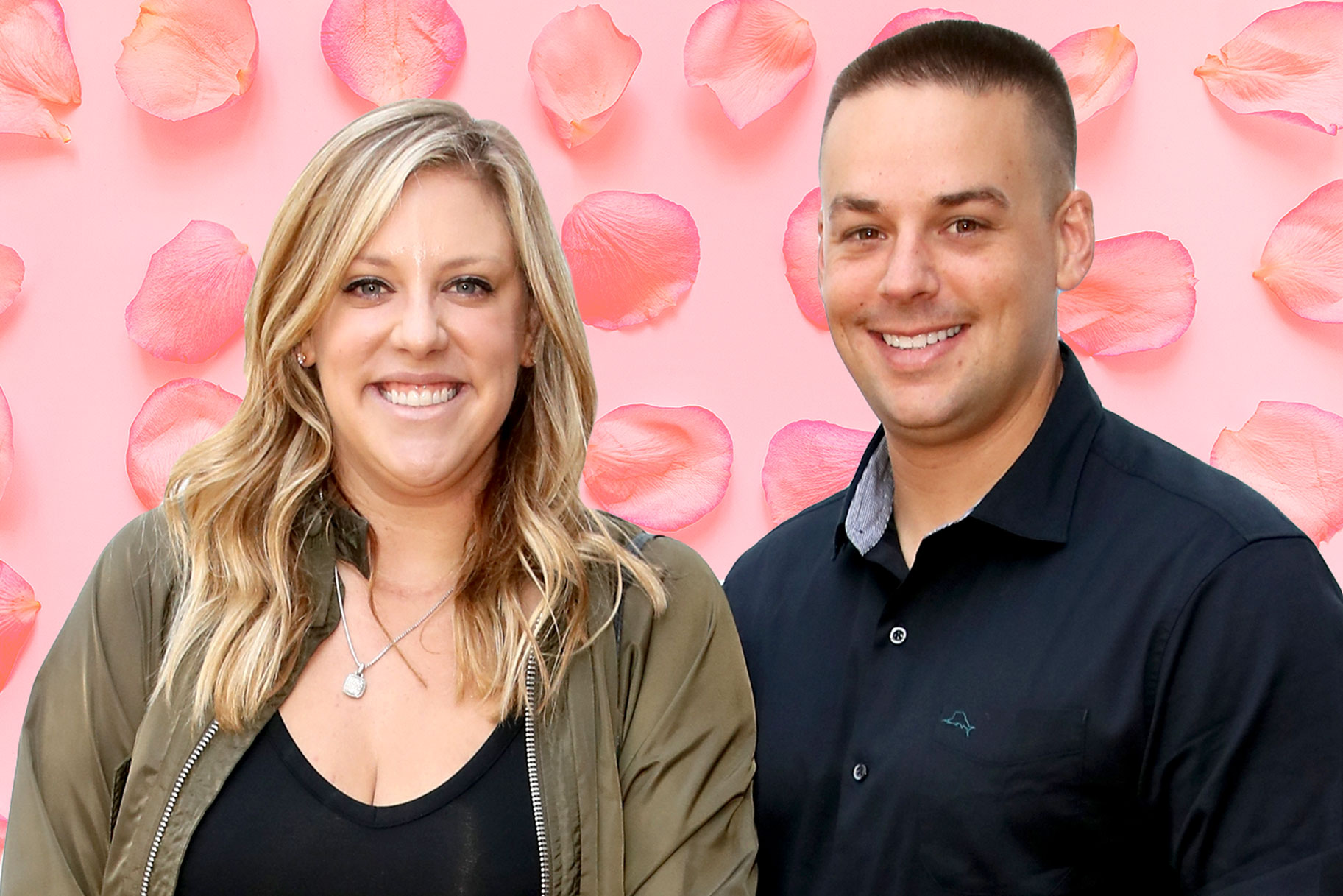 Briana Culberson, Ryan Culberson Wedding Pictures: Gender-Reveal Cake