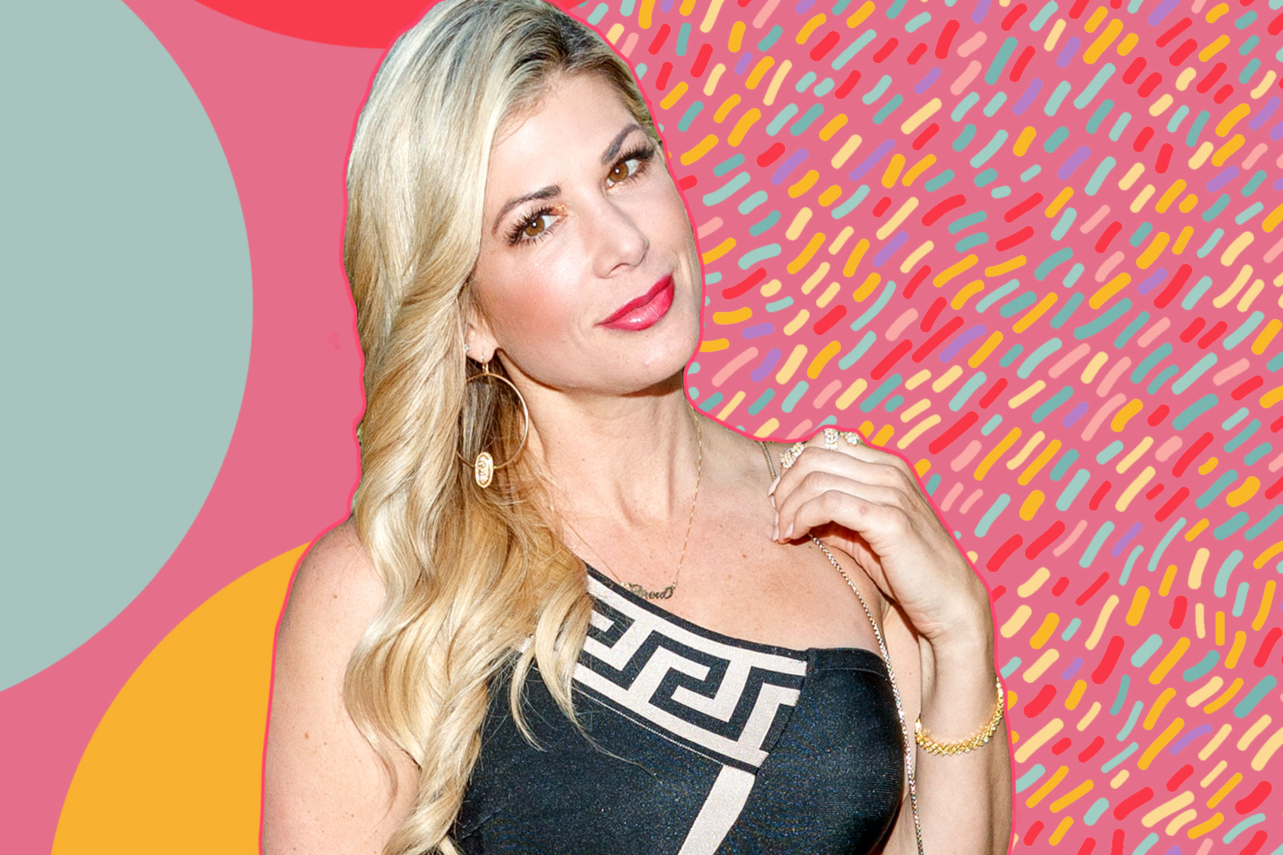 Alexis Bellino and Her Daughter Get Matching Manicures