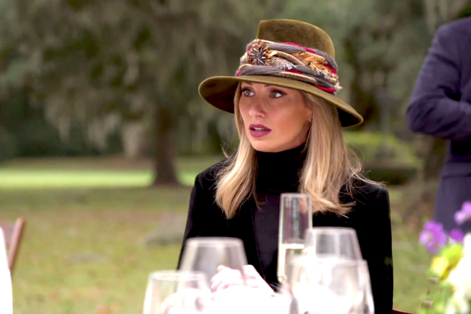 Ashley Jacobs in Southern Charm Season 6