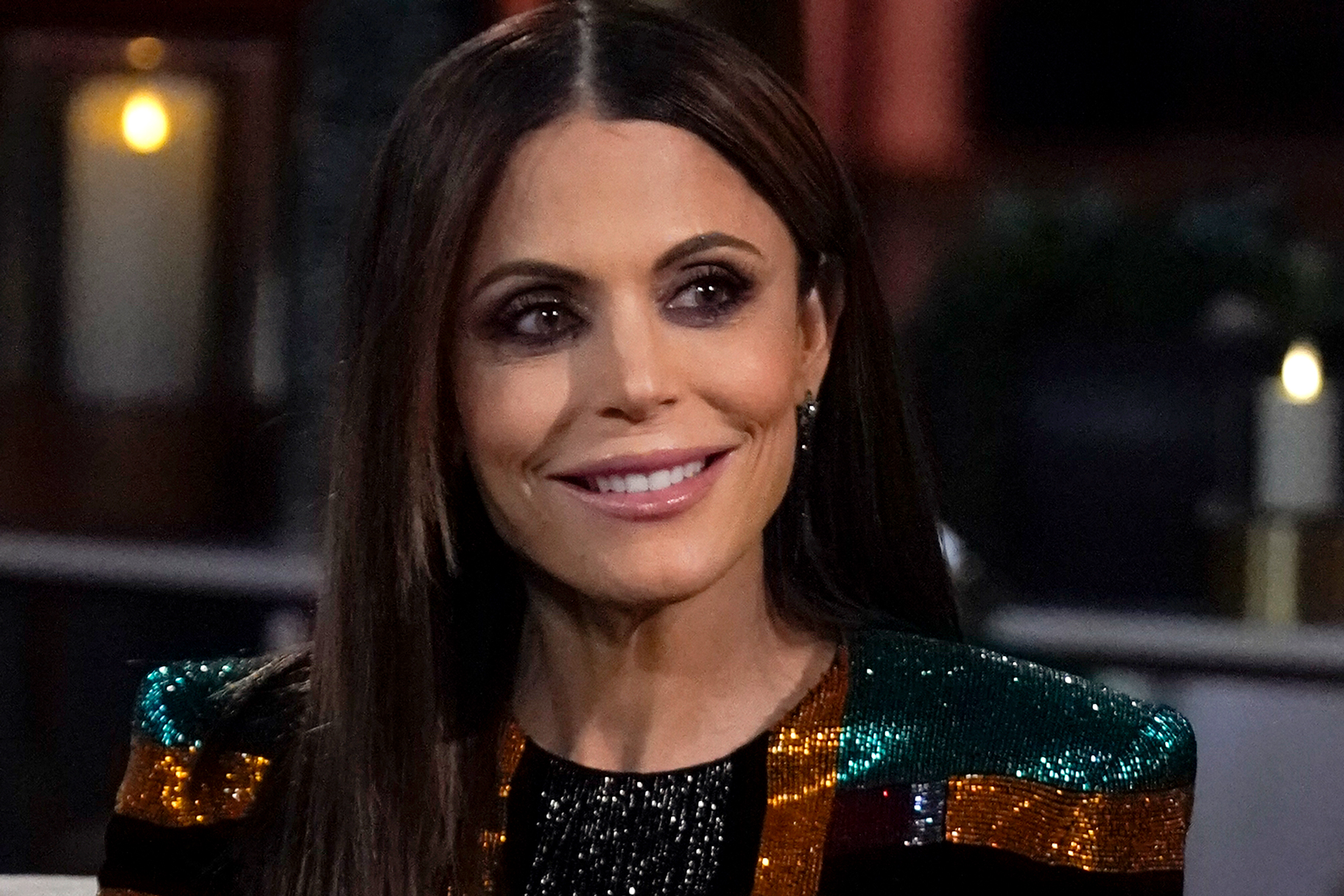 bethenny frankel rhony reunion dress