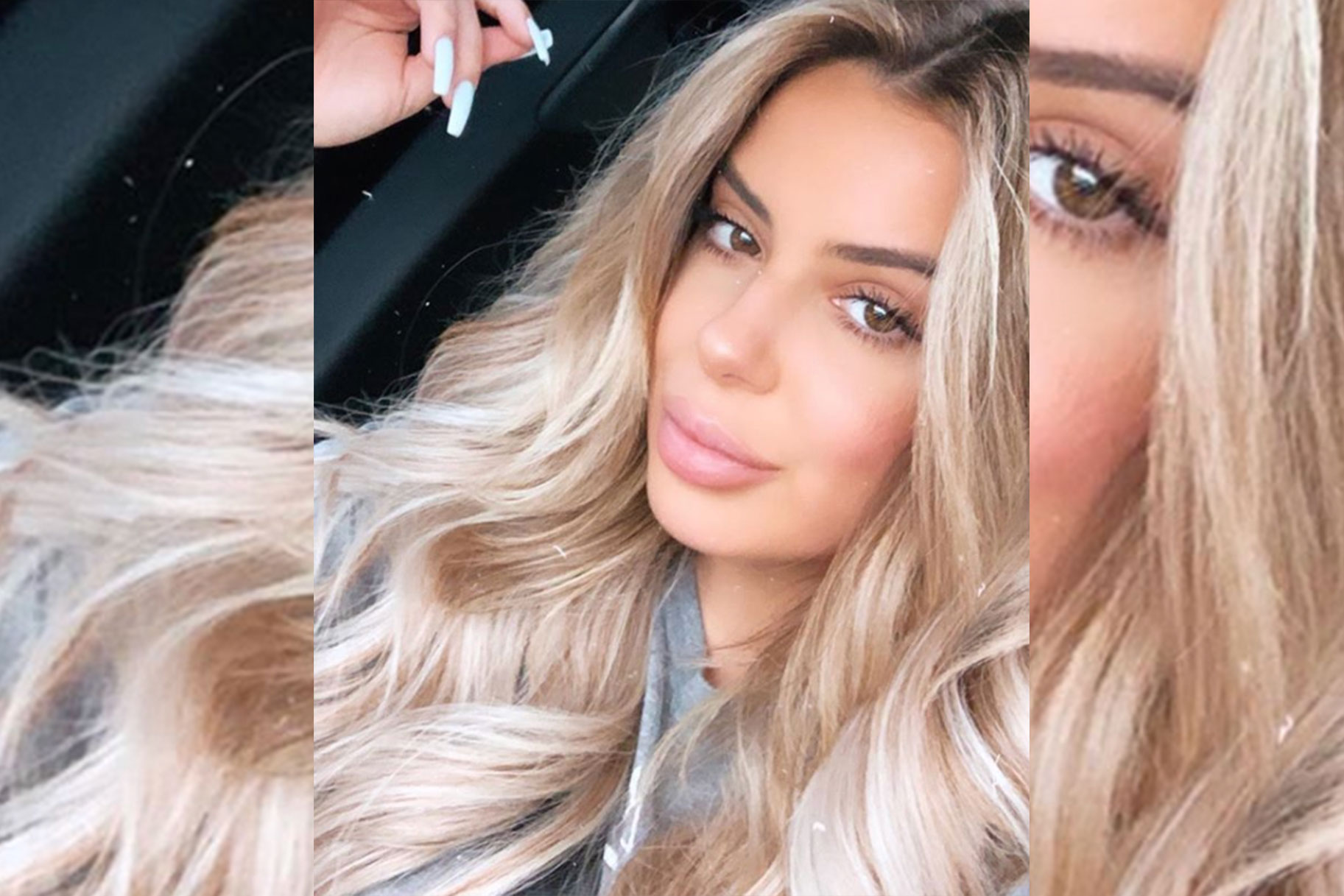 "Brielle Biermann Keeps Getting ""Happier and Prettier"""