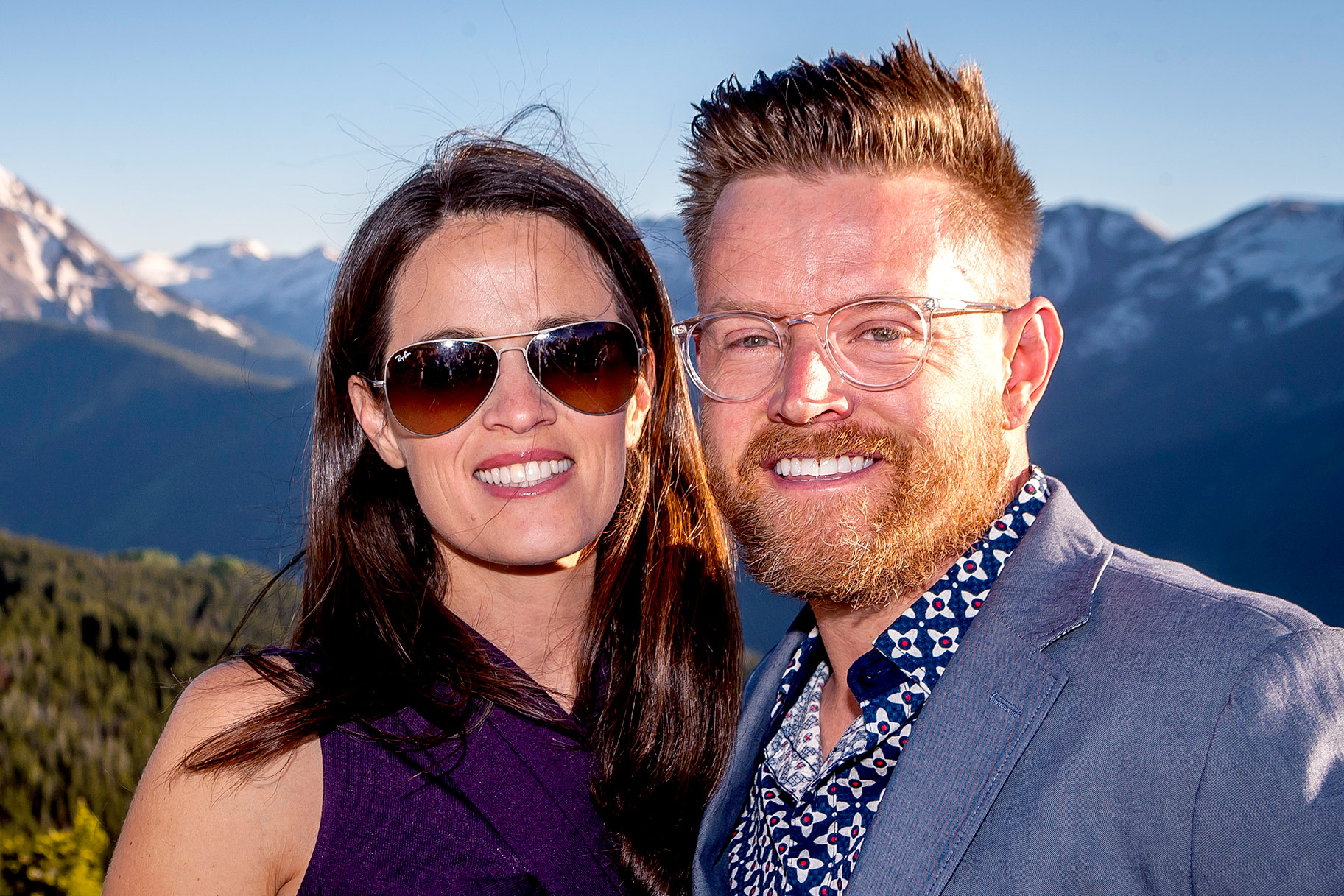 Richard Blais, Wife Jazmin Blais